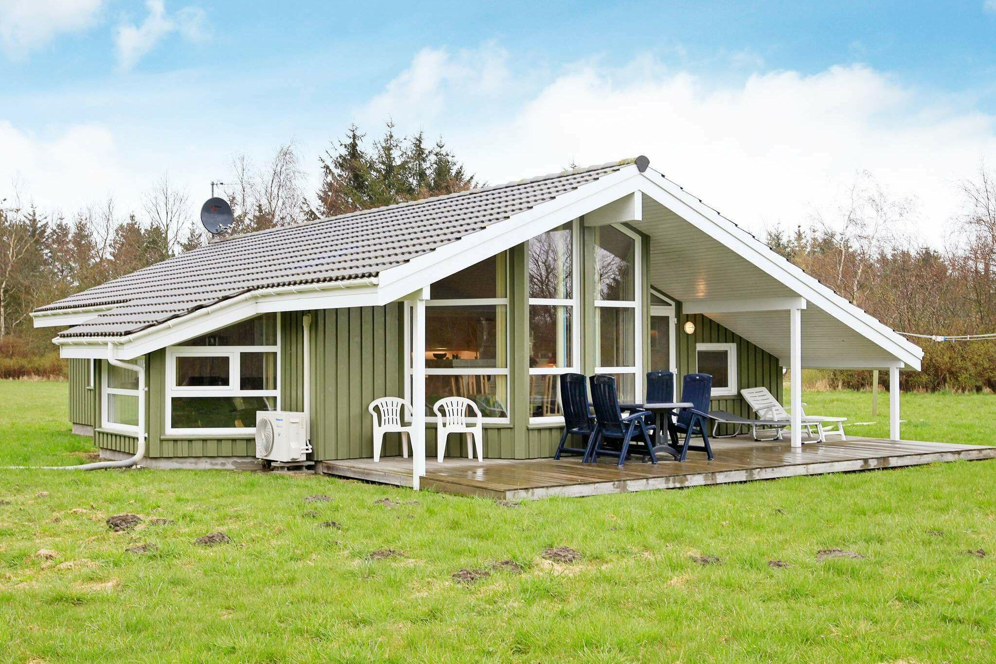 Holiday home in Bindslev for 6 persons