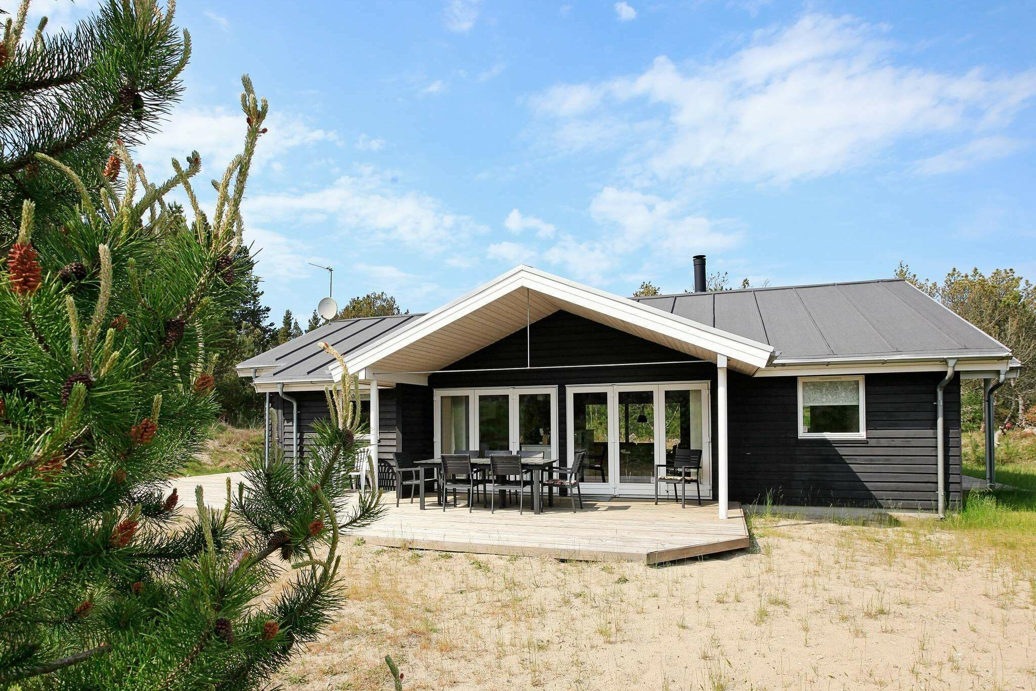 Holiday home in Albaek for 10 persons