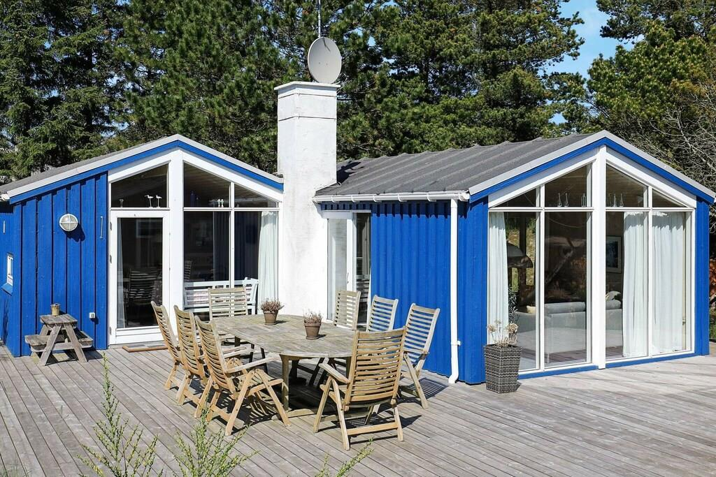 Holiday home in Skagen for 10 persons