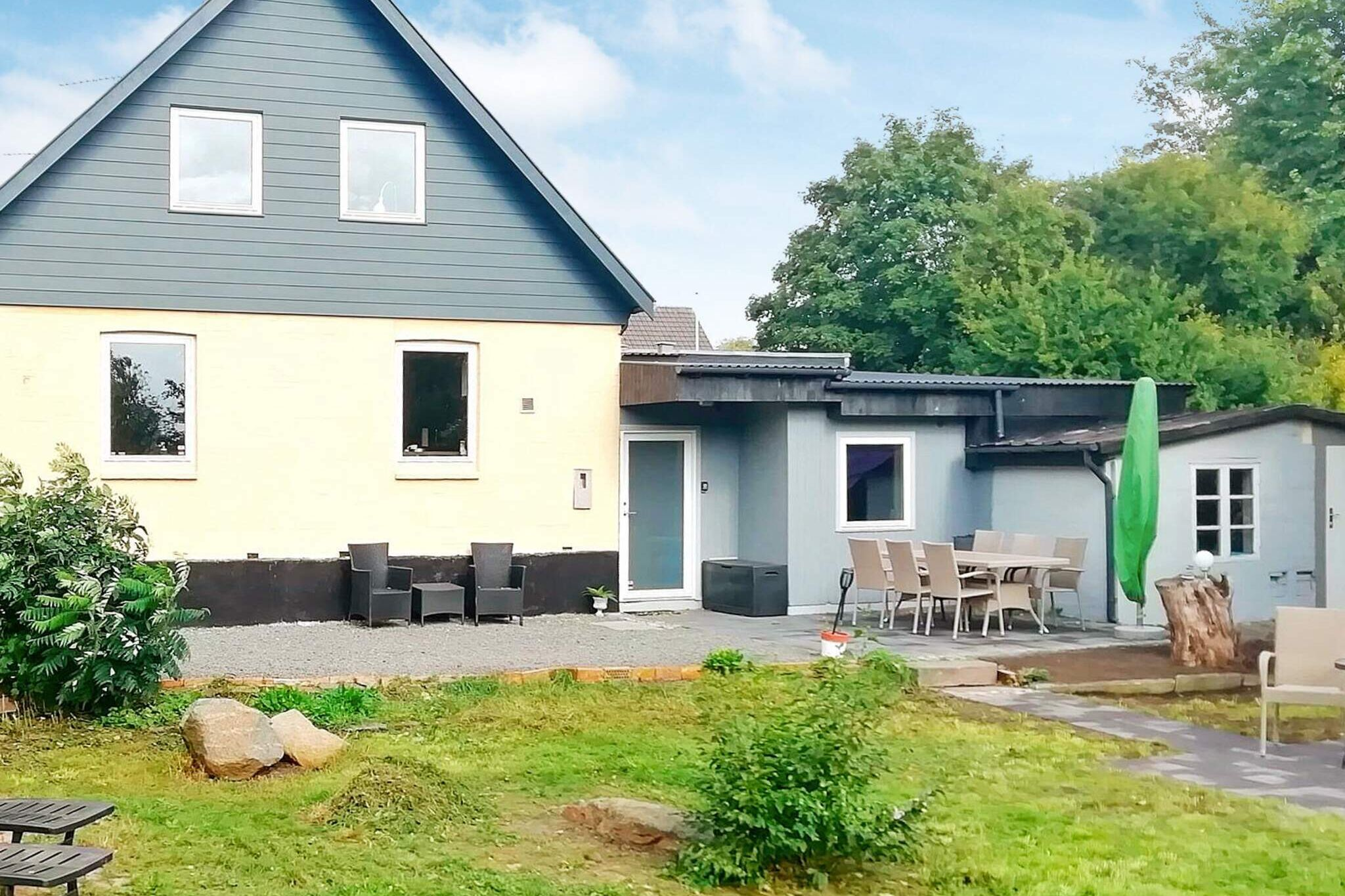 Holiday home in Åkirkeby for 7 persons