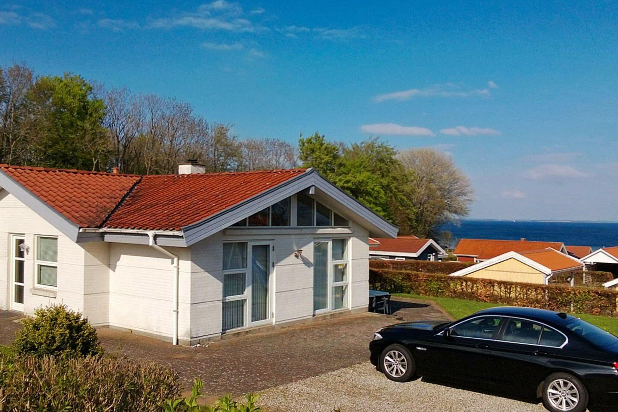 Holiday home in Sjolund for 10 persons