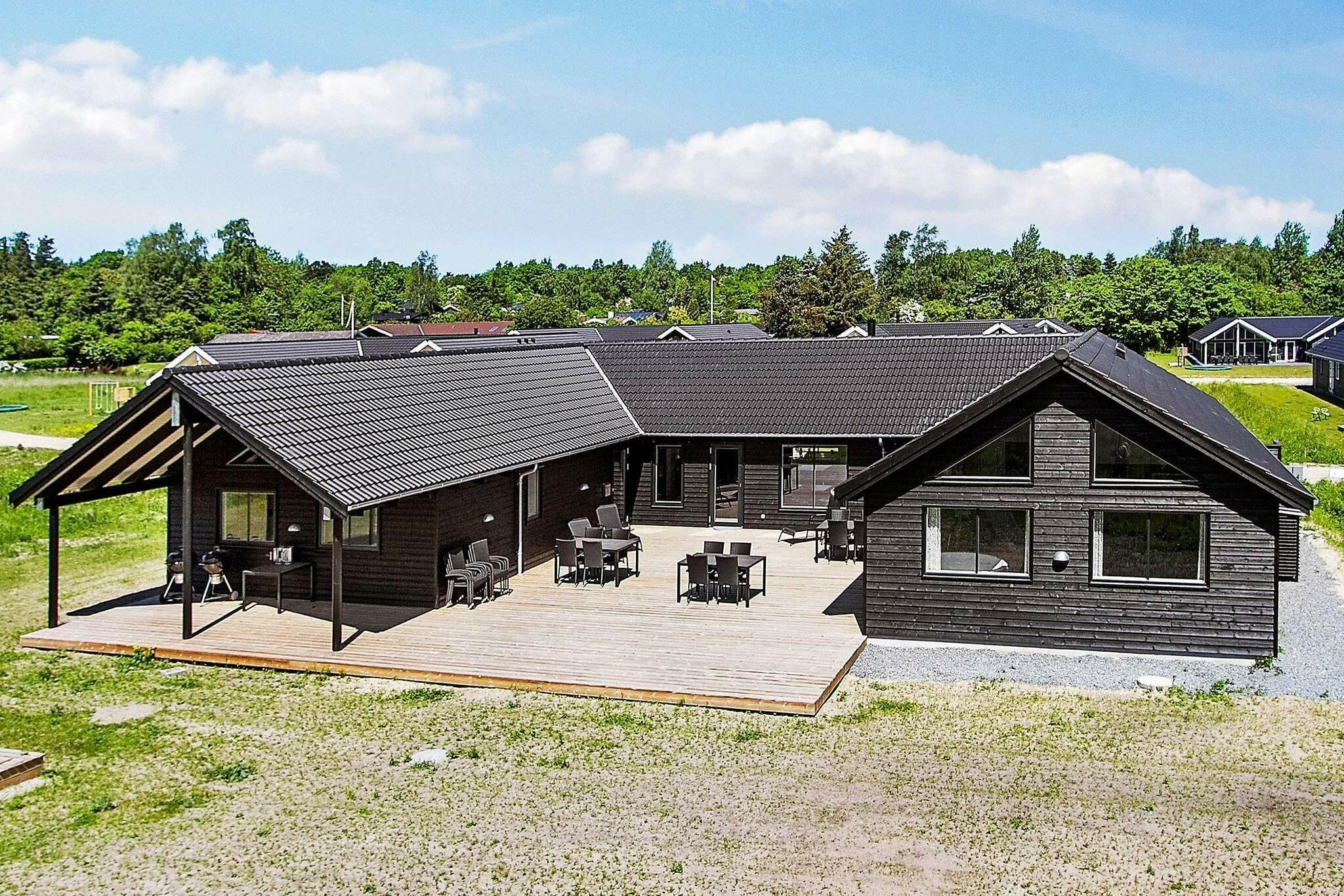 Holiday home in Vejby for 20 persons