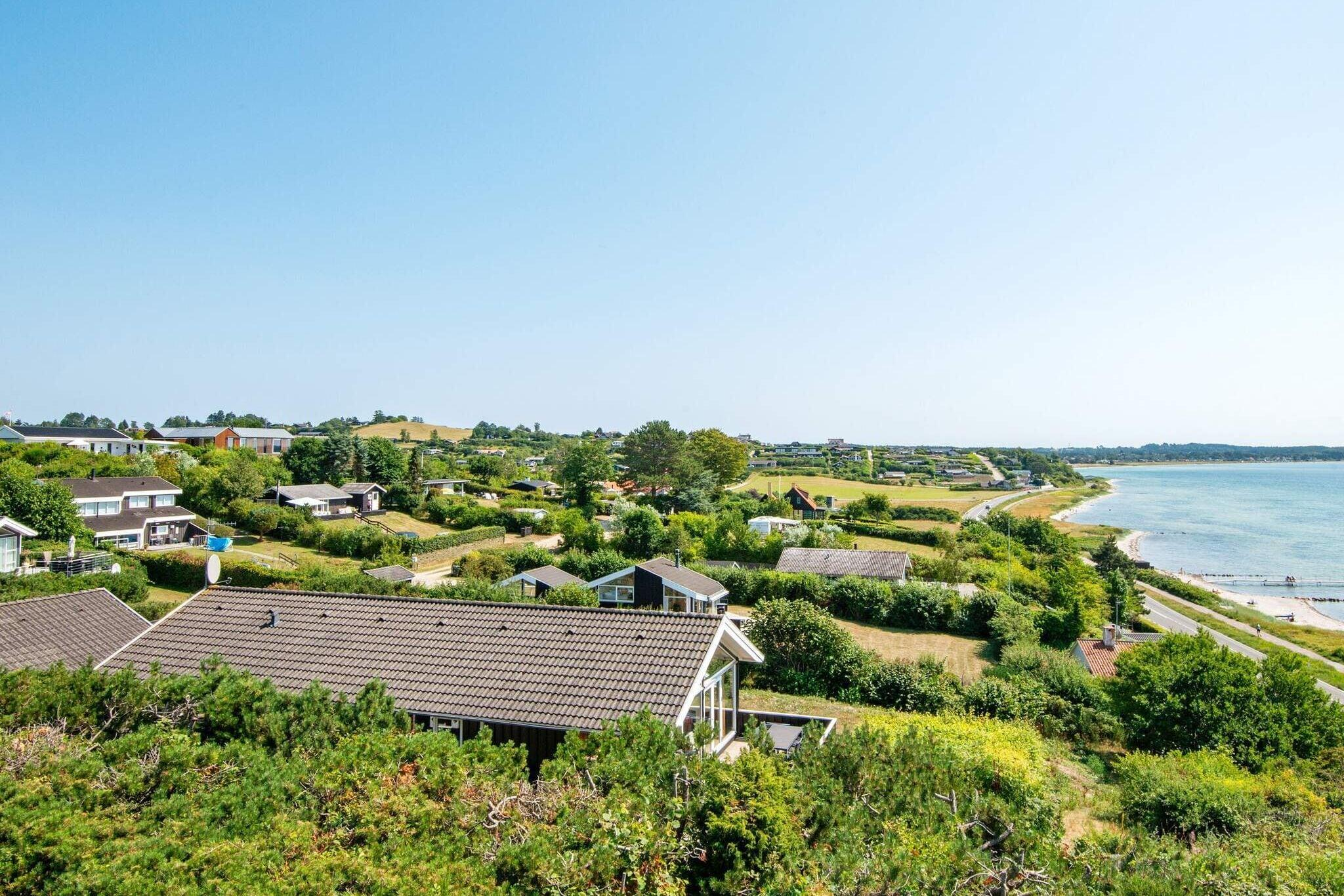 Holiday home in Ebeltoft for 13 persons