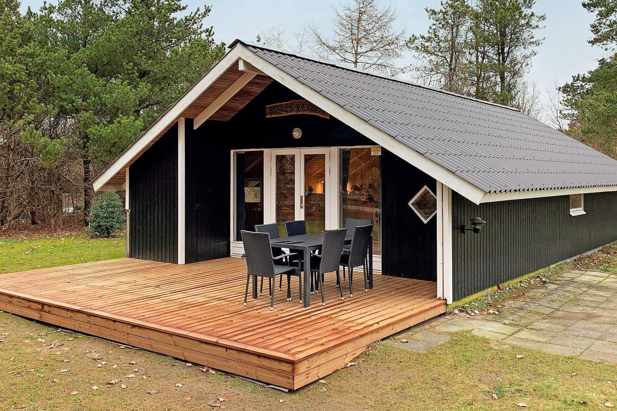 Holiday home in Oksbol for 6 persons