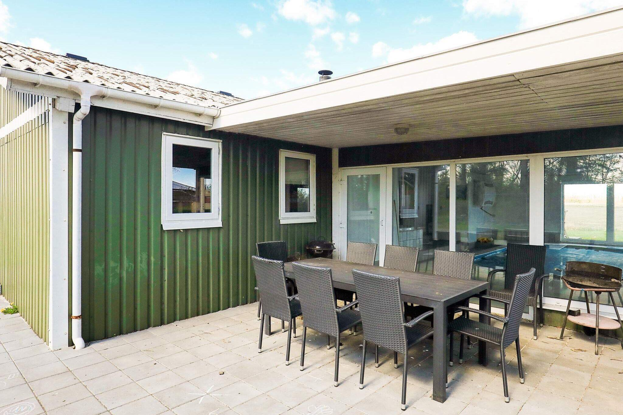 Holiday home in Hals for 10 persons