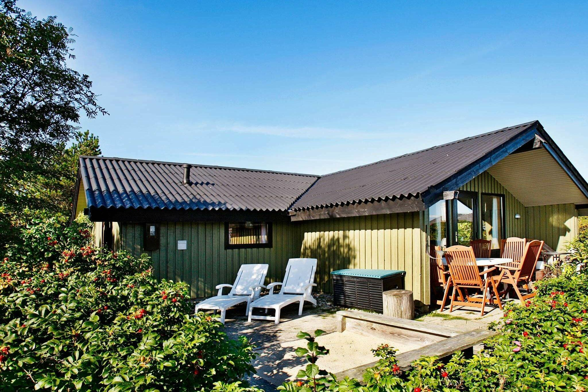 Holiday home in Lemvig for 7 persons