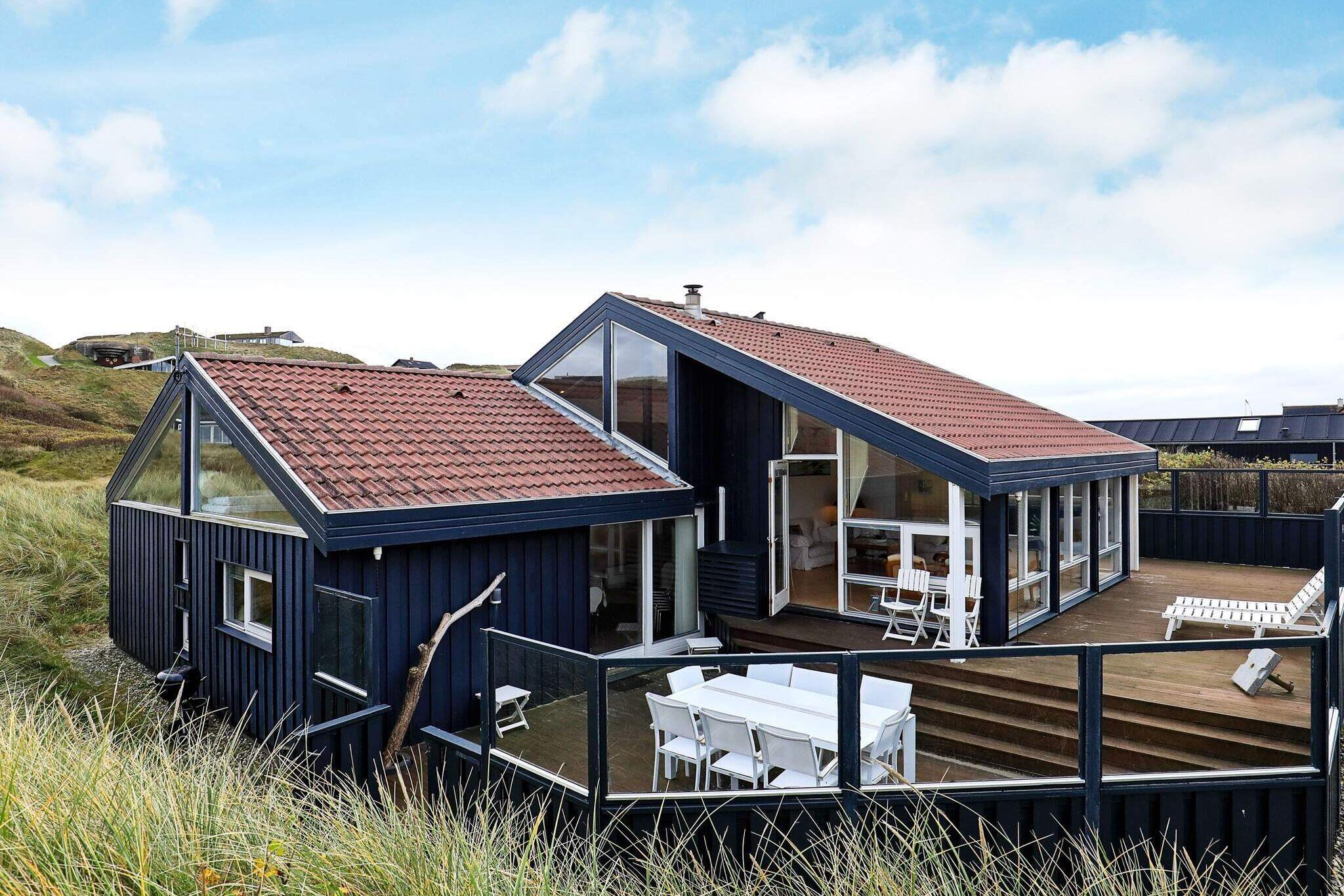 Holiday home in Loekken for 14 persons