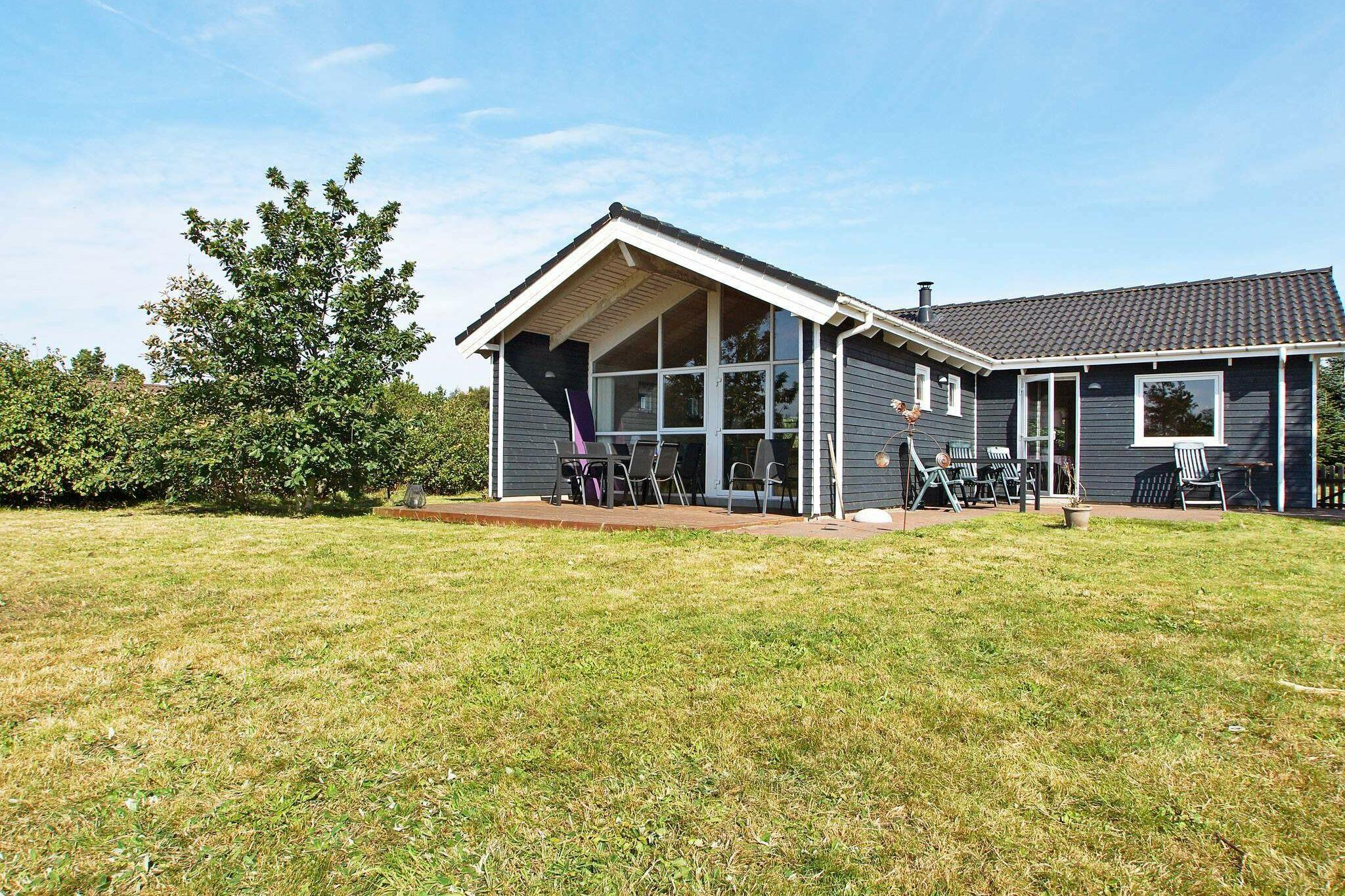 Holiday home in Skjern for 6 persons