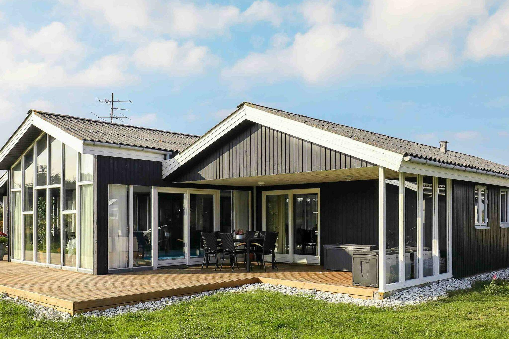 Holiday home in Ringkobing for 12 persons