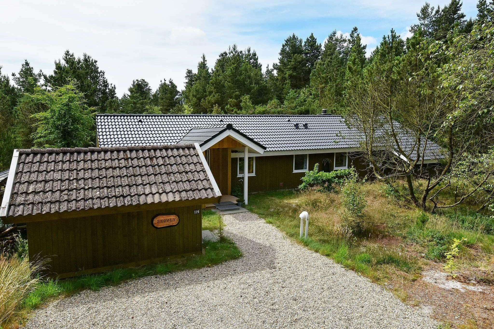 Holiday home in Norre Nebel for 8 persons