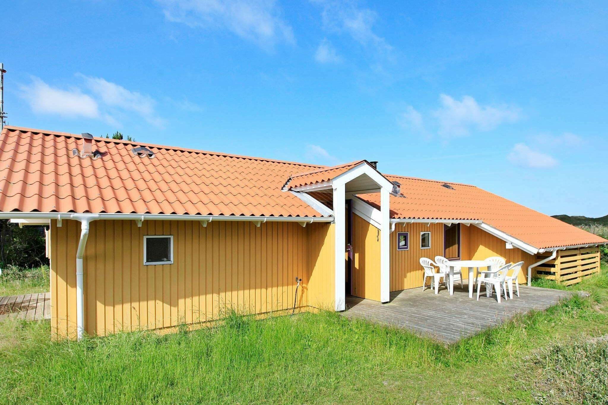 Holiday home in Oksbol for 8 persons