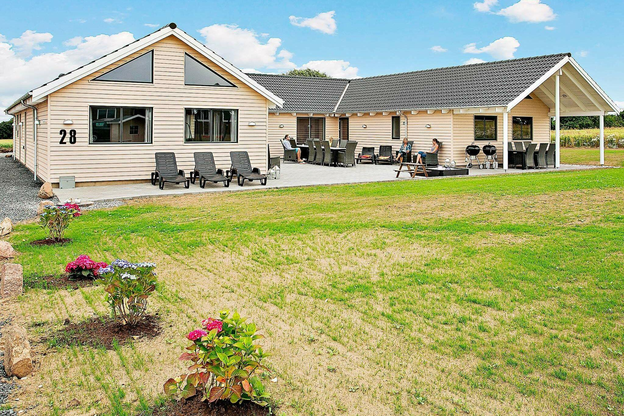 Holiday home in Bogense for 22 persons