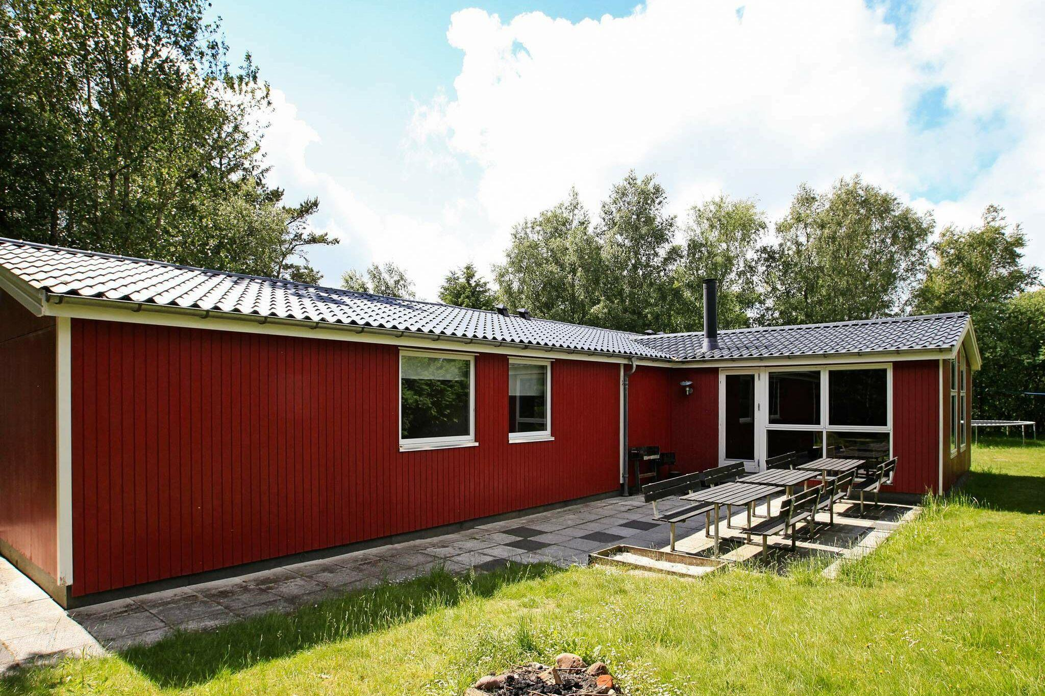 Holiday home in Øster Assels for 20 persons