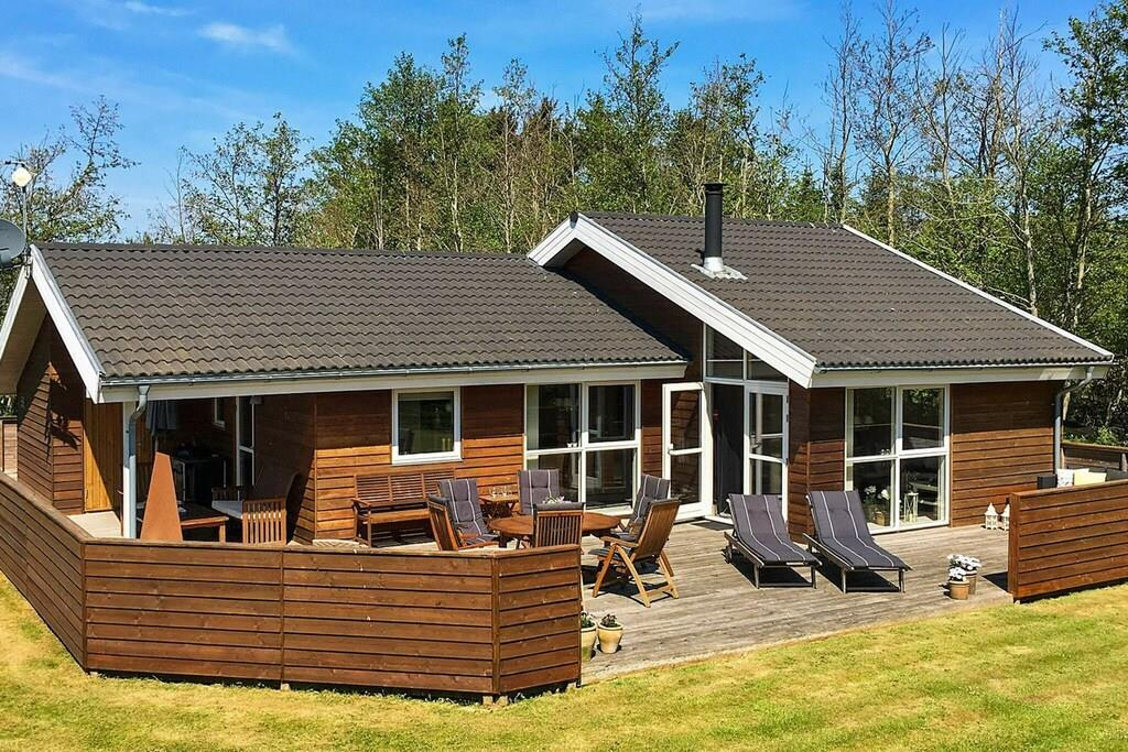 Holiday home in Strandby for 8 persons