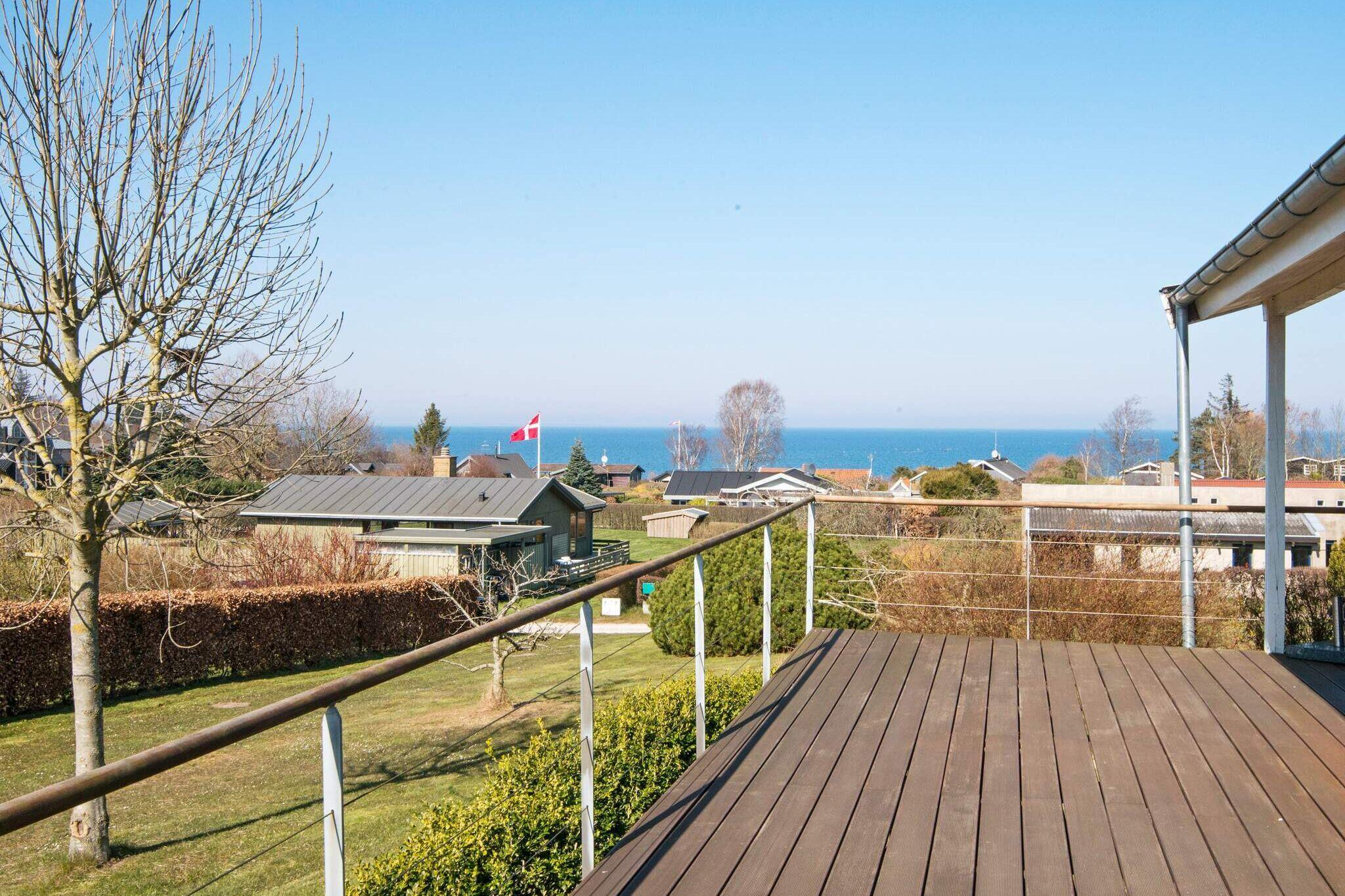 Holiday home in Allingabro for 6 persons