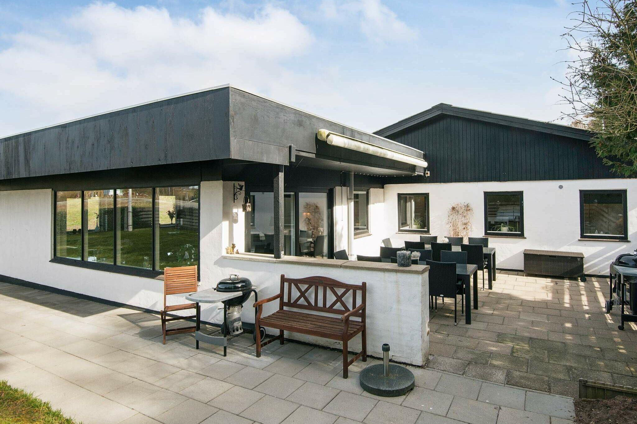 Holiday home in Ebeltoft for 30 persons