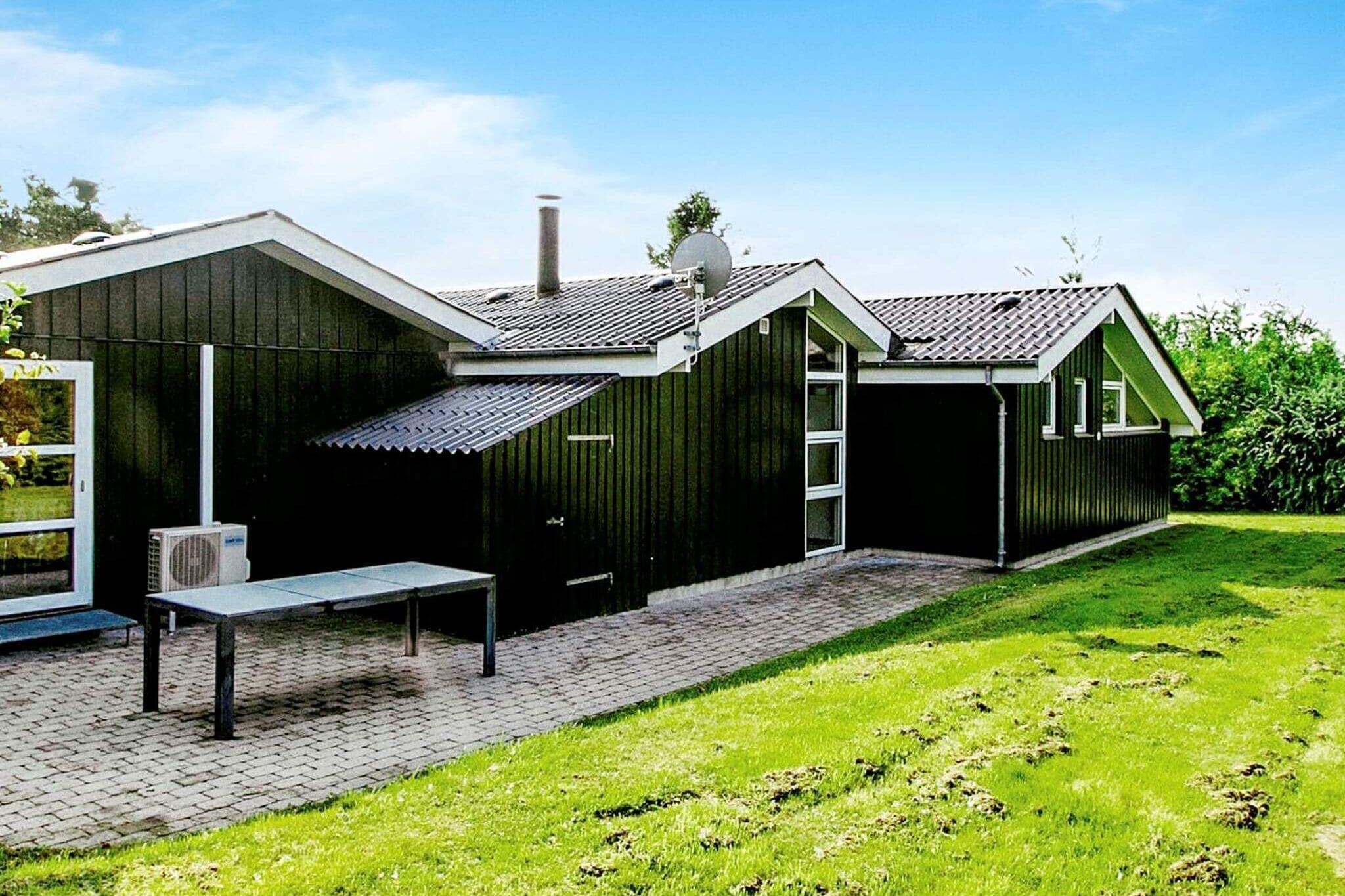 Holiday home in Farso for 9 persons