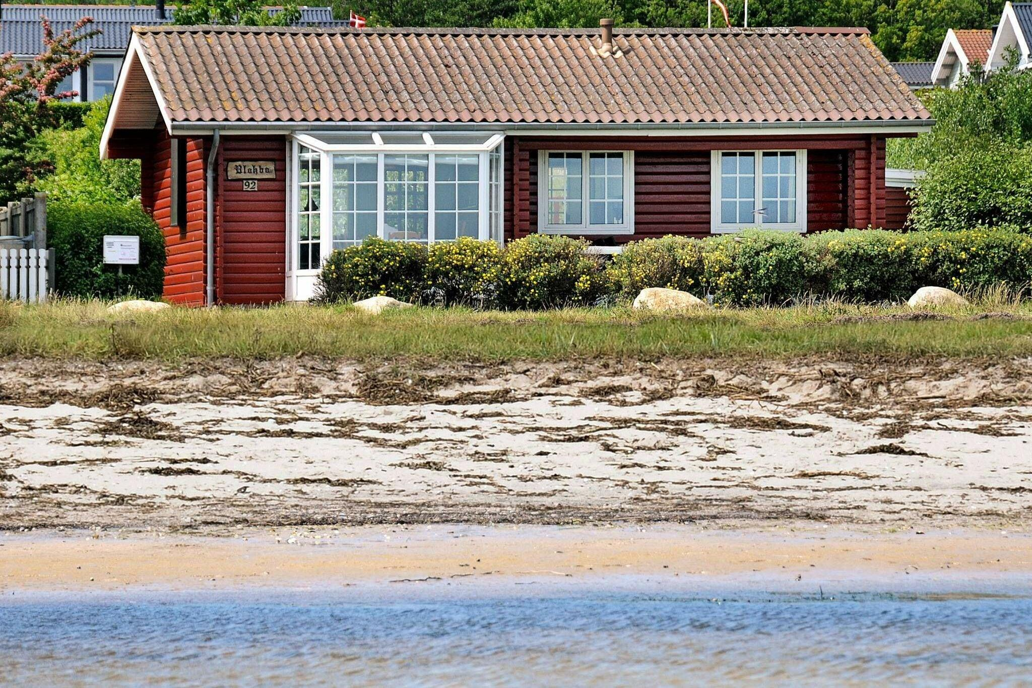 Holiday home in Bjert for 6 persons