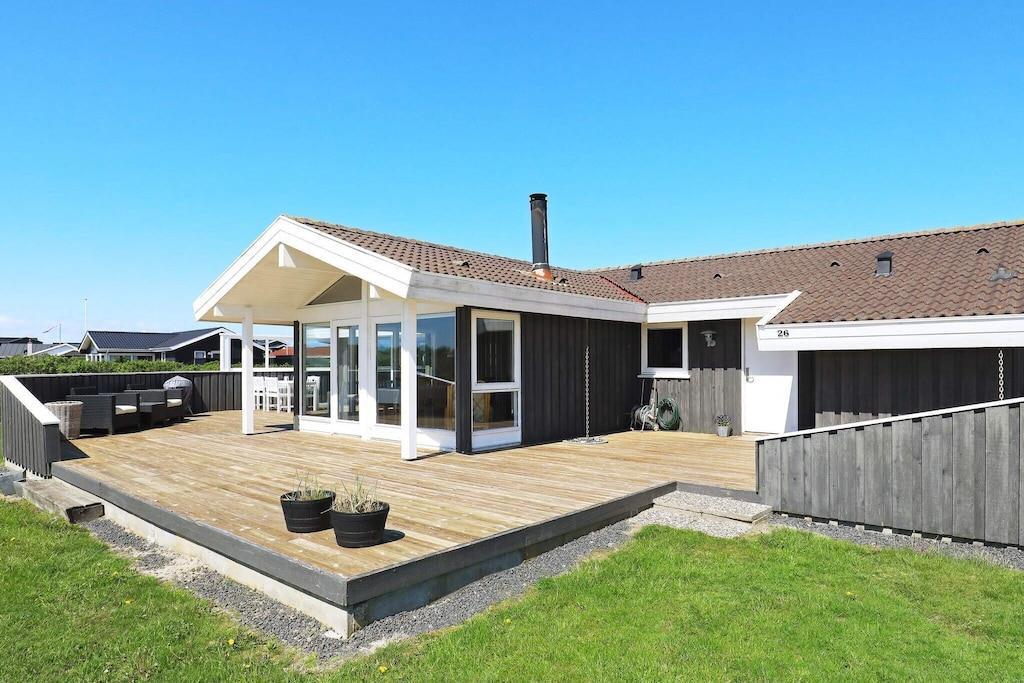 Holiday home in Loekken for 7 persons