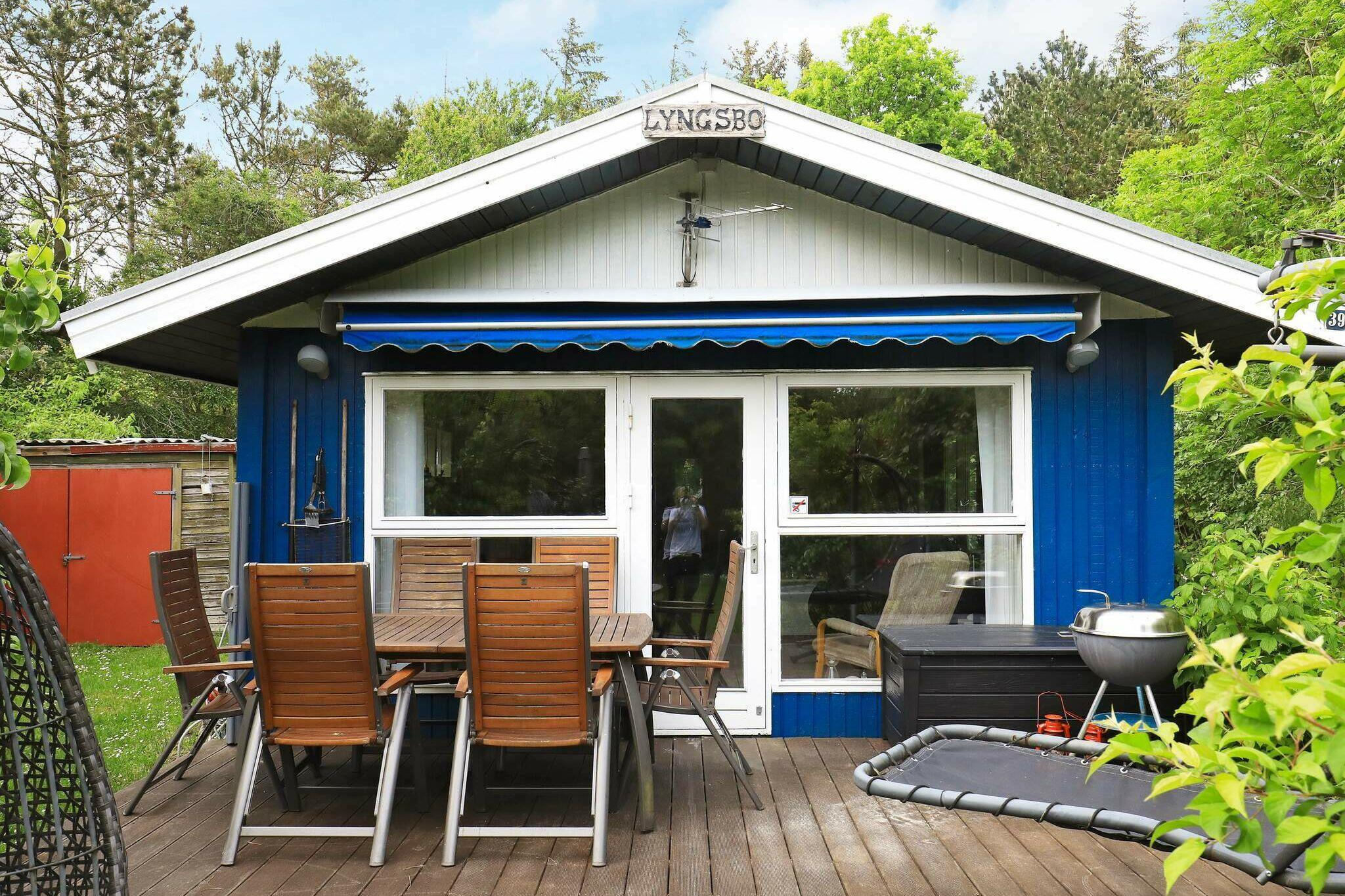 Holiday home in Thyholm for 8 persons