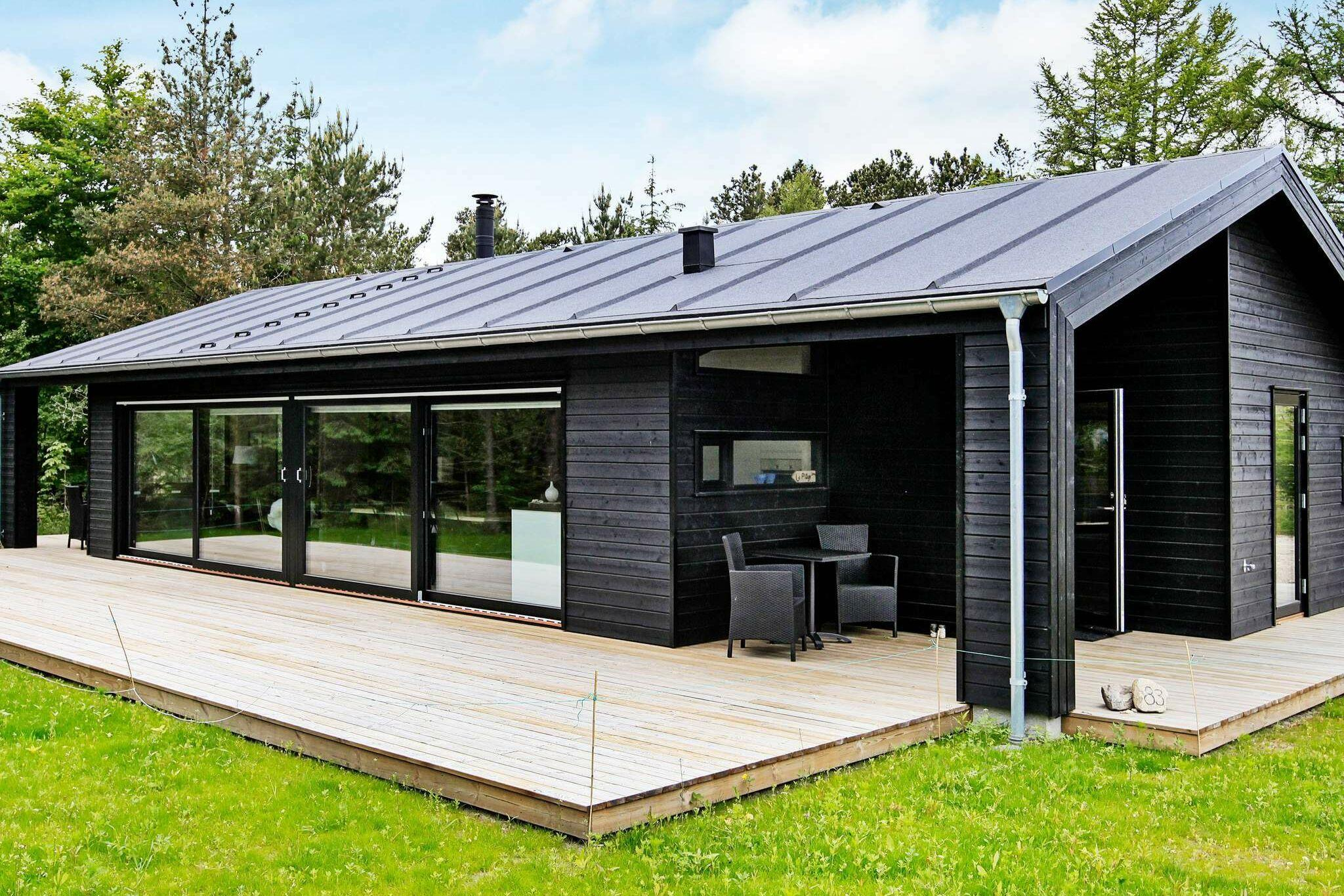 Holiday home in Hals for 9 persons