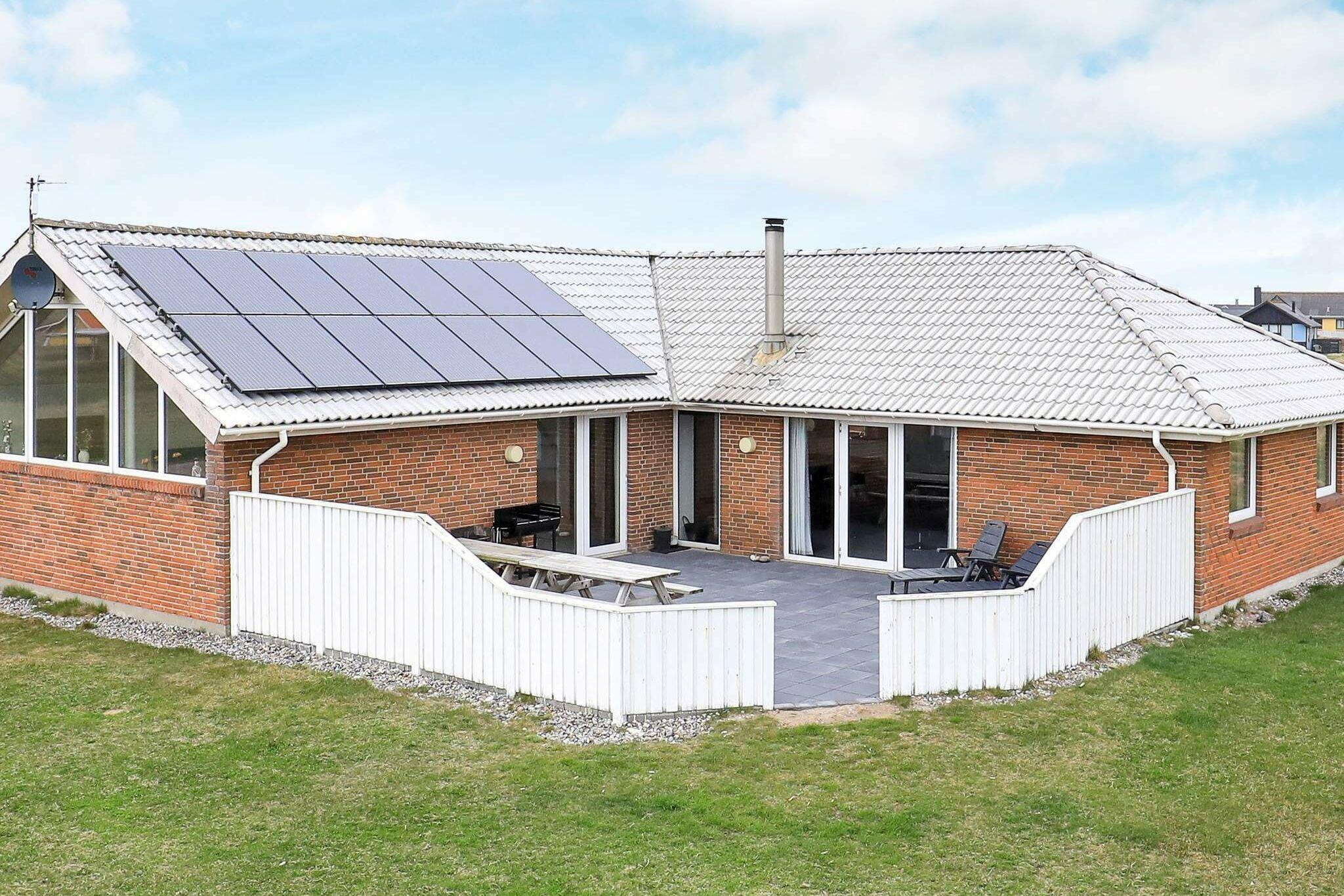 Holiday home in Harboore for 12 persons