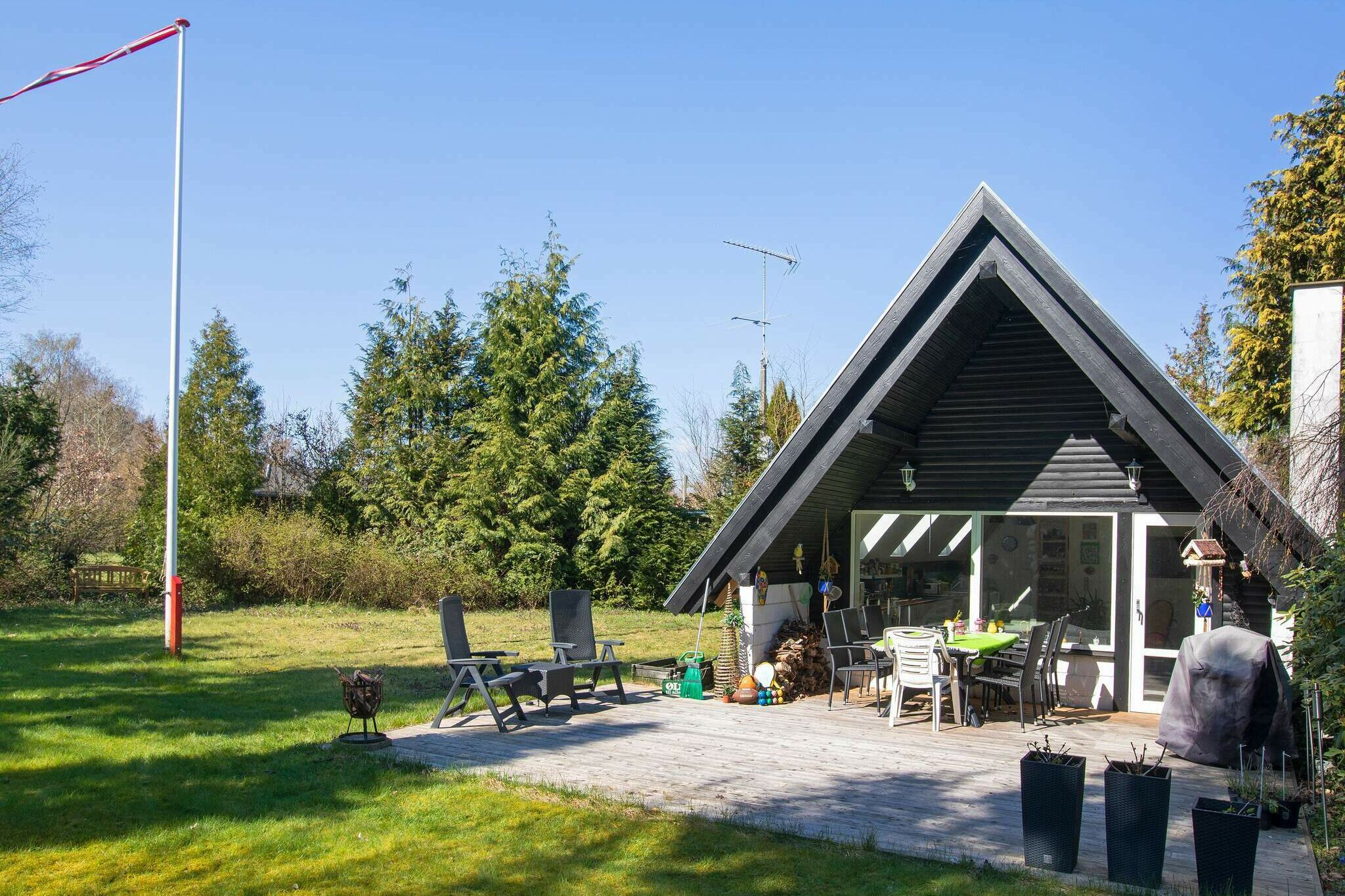 Holiday home in Holbaek for 6 persons
