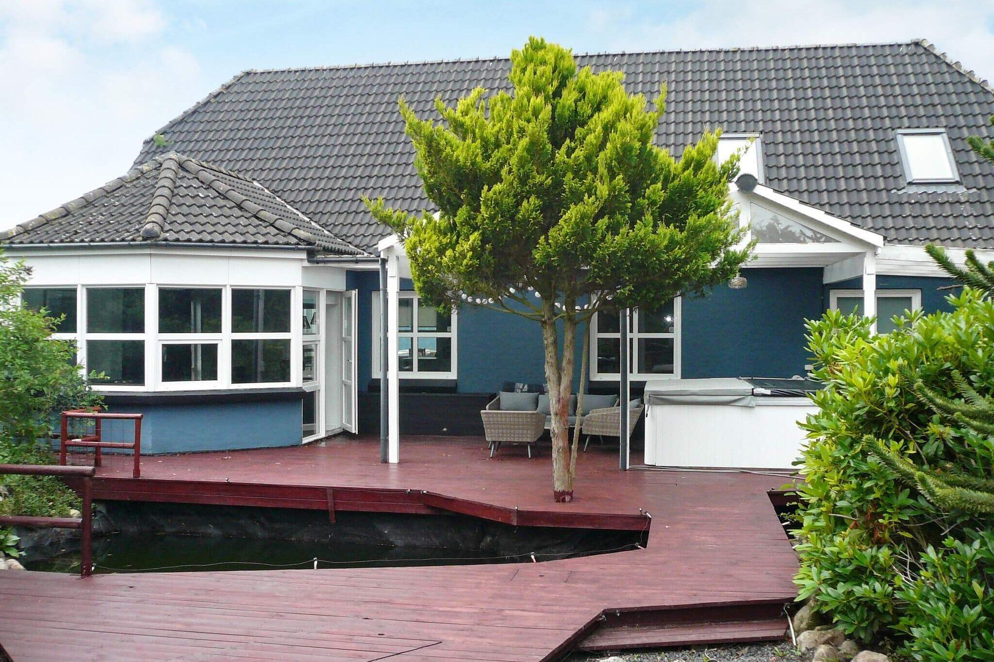 Holiday home in Aalestrup for 10 persons