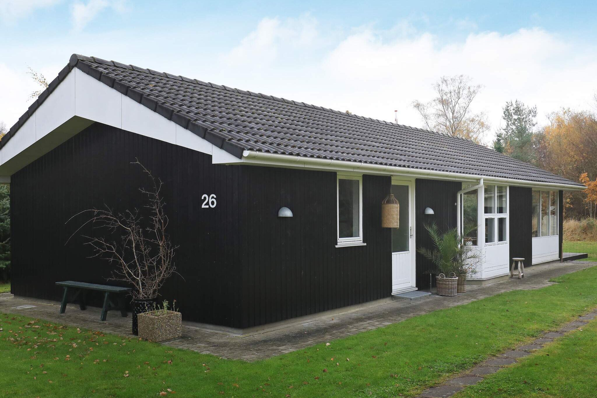 Holiday home in Hals for 4 persons