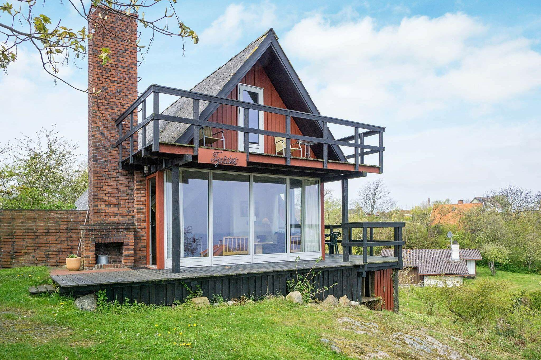 Holiday home in Allinge for 8 persons