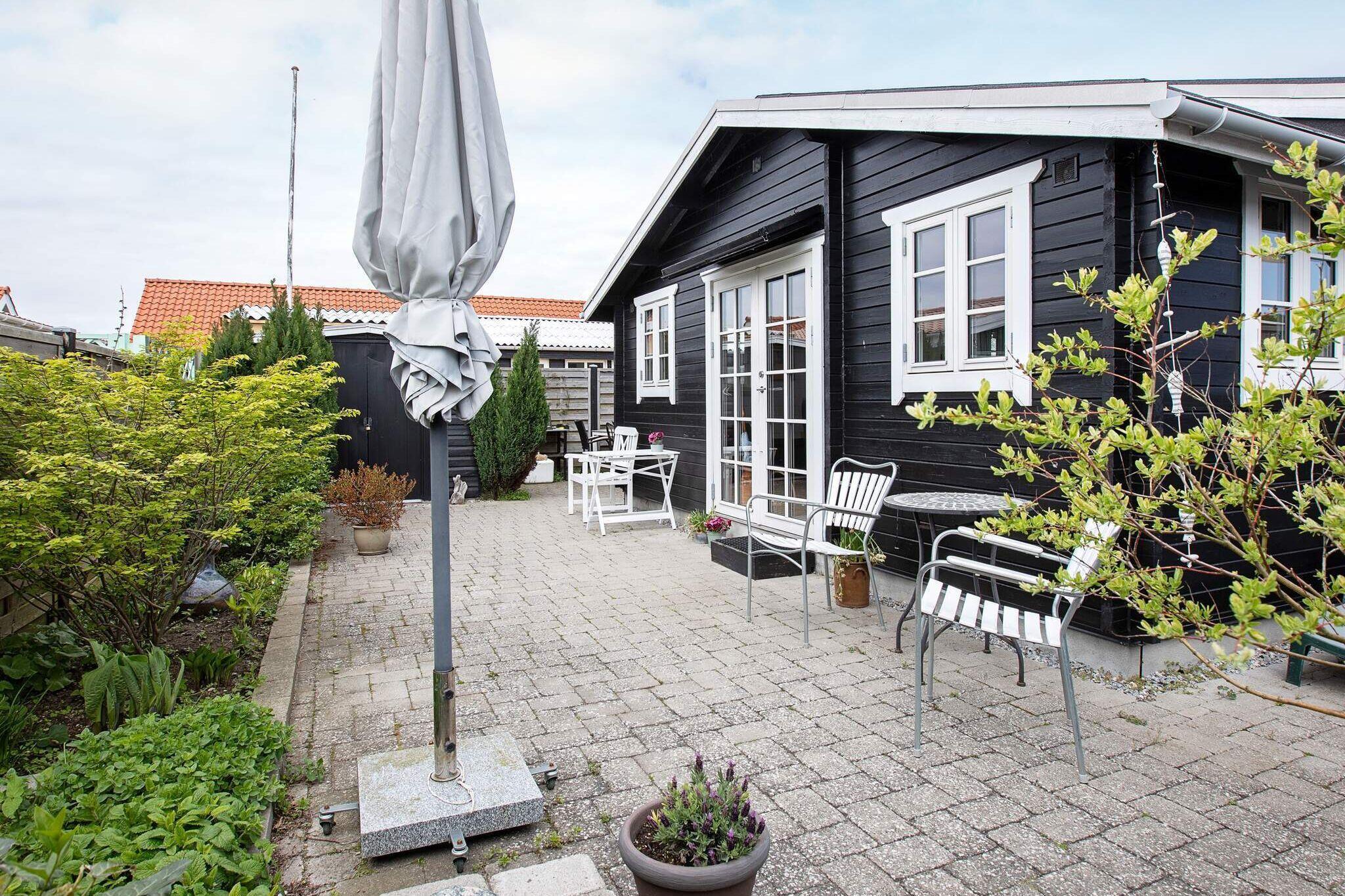 Holiday home in Karrebaeksminde for 4 persons