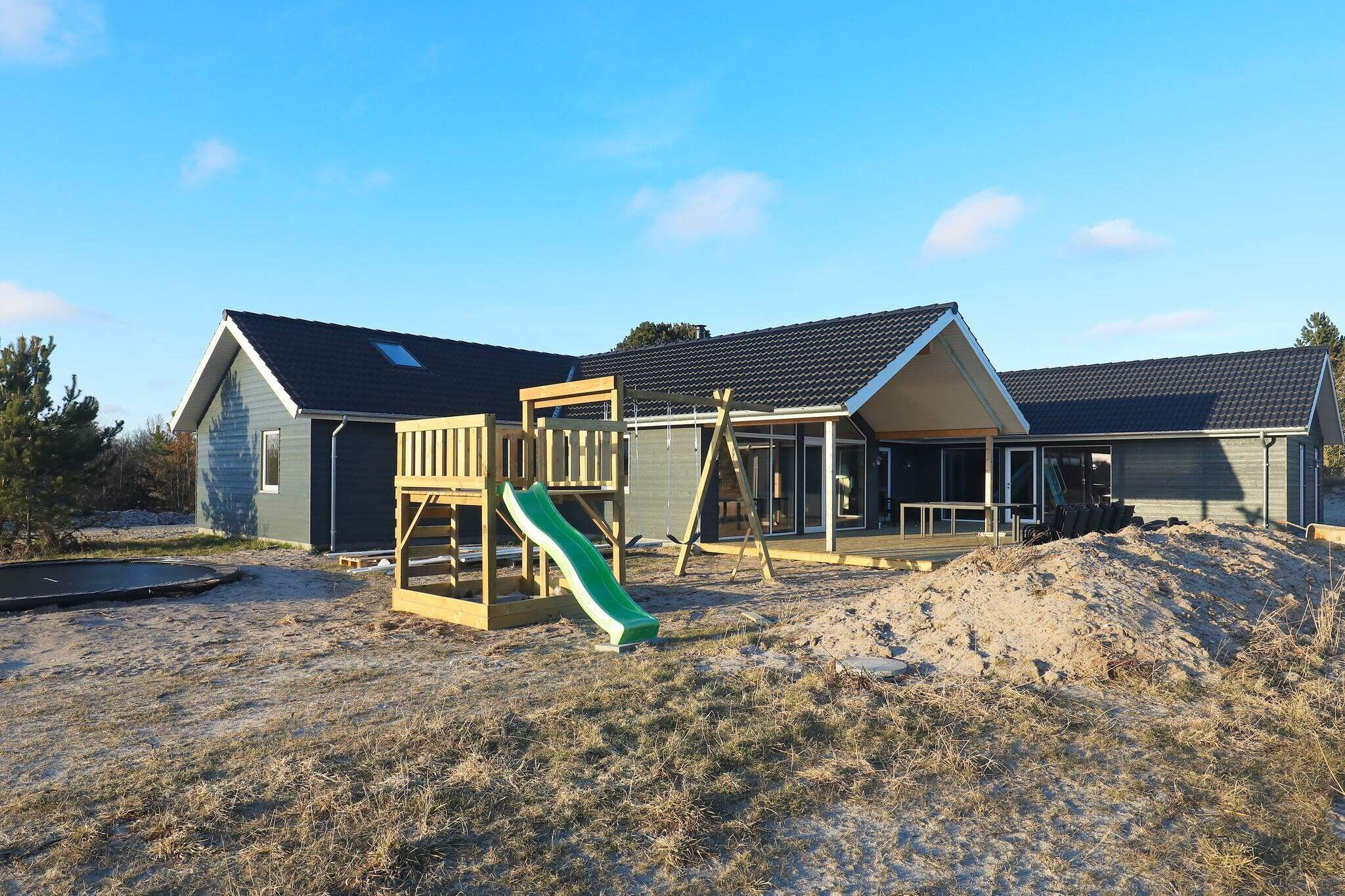 Holiday home in Jerup for 22 persons