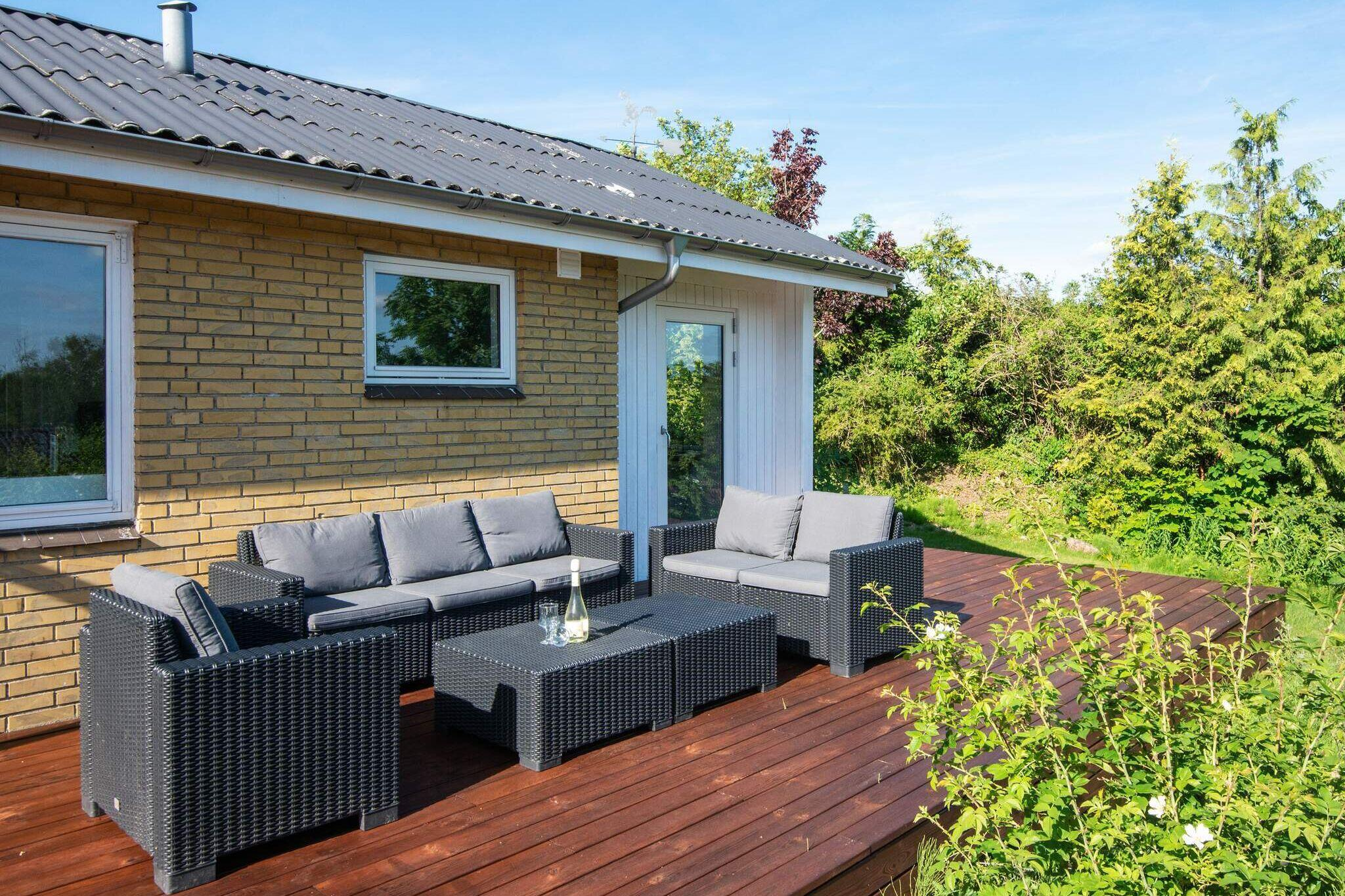 Holiday home in Ronde for 8 persons