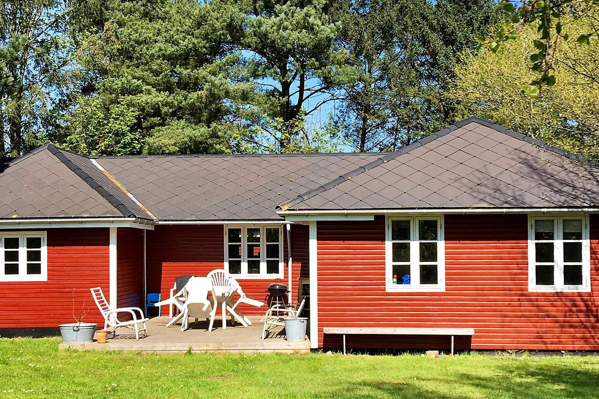 Holiday home in Eskebjerg for 7 persons