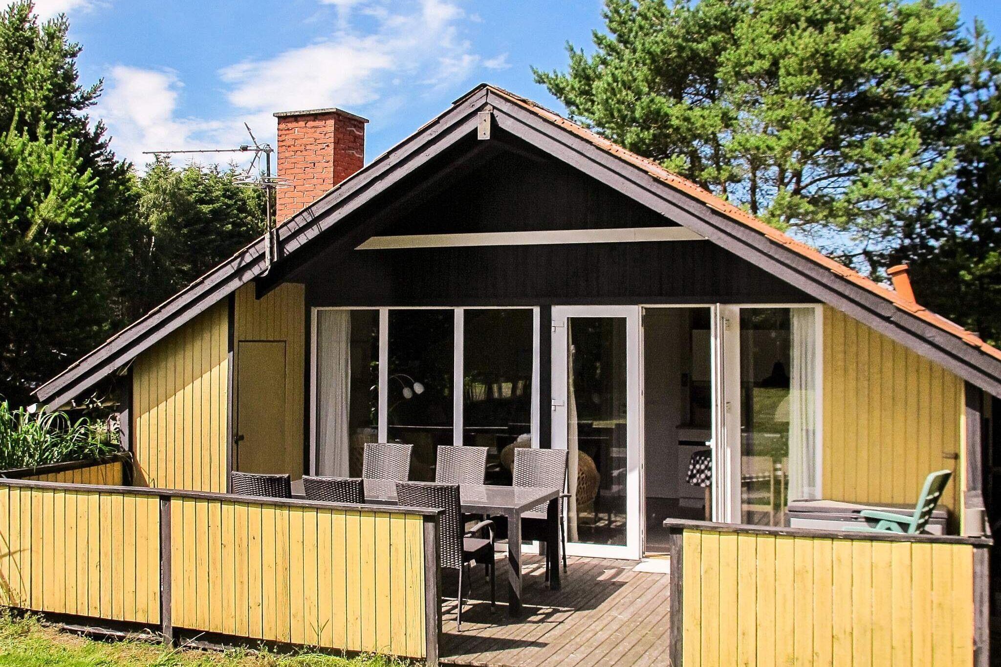 Holiday home in Hals for 5 persons