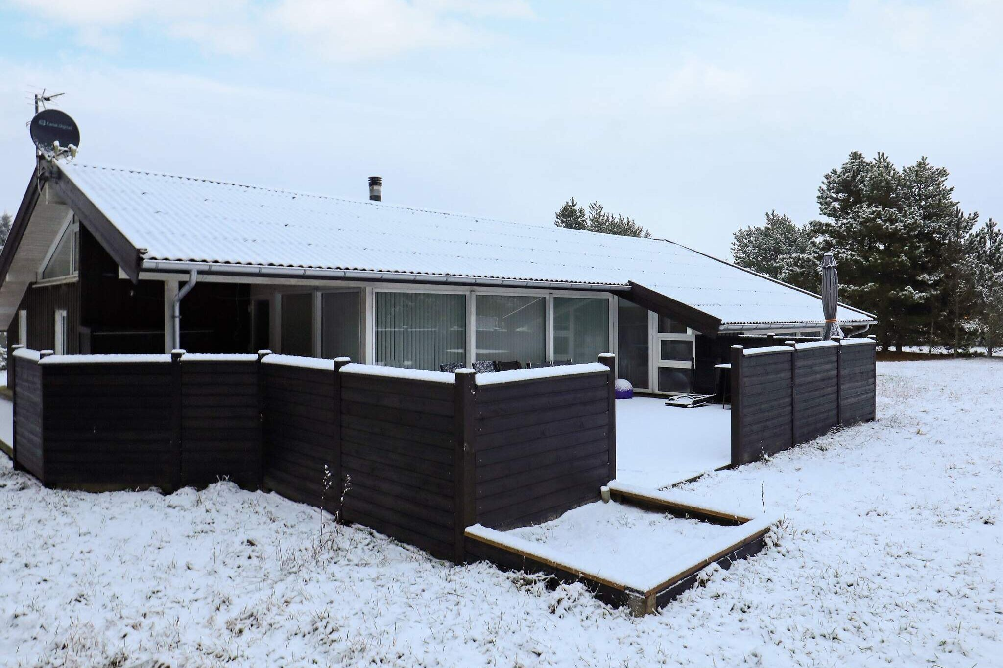 Holiday home in Saltum for 14 persons
