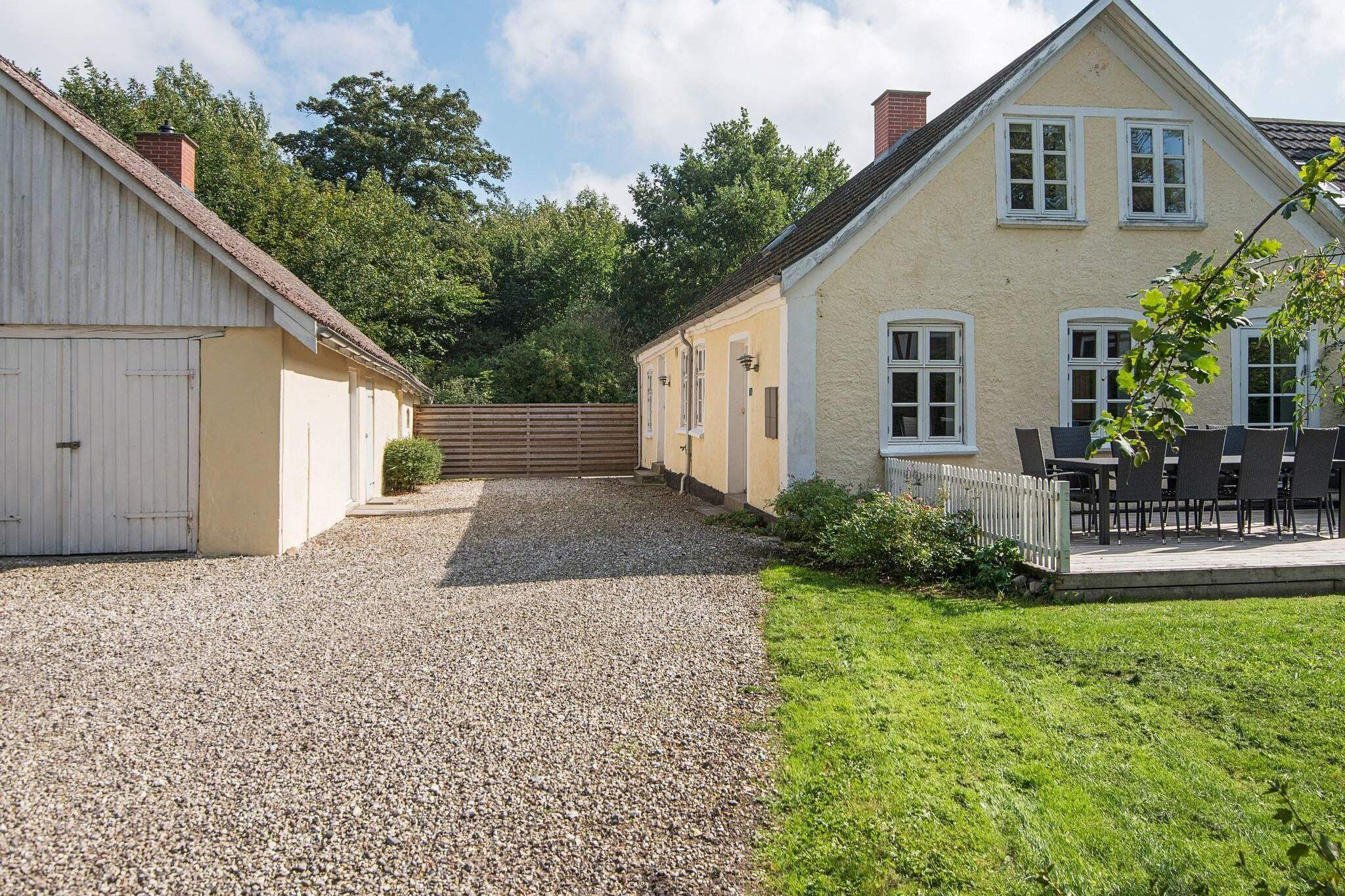 Holiday home in Kolind for 10 persons