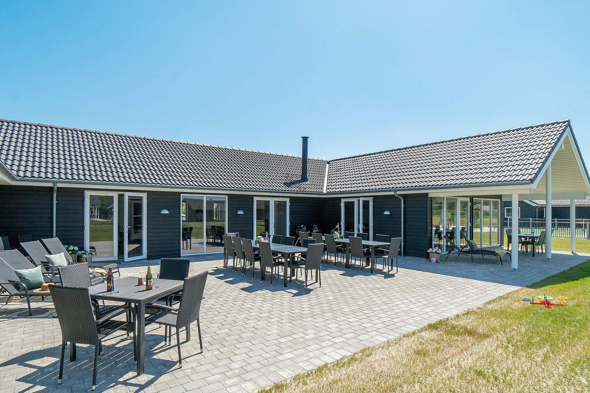 Holiday home in Norre Nebel for 30 persons