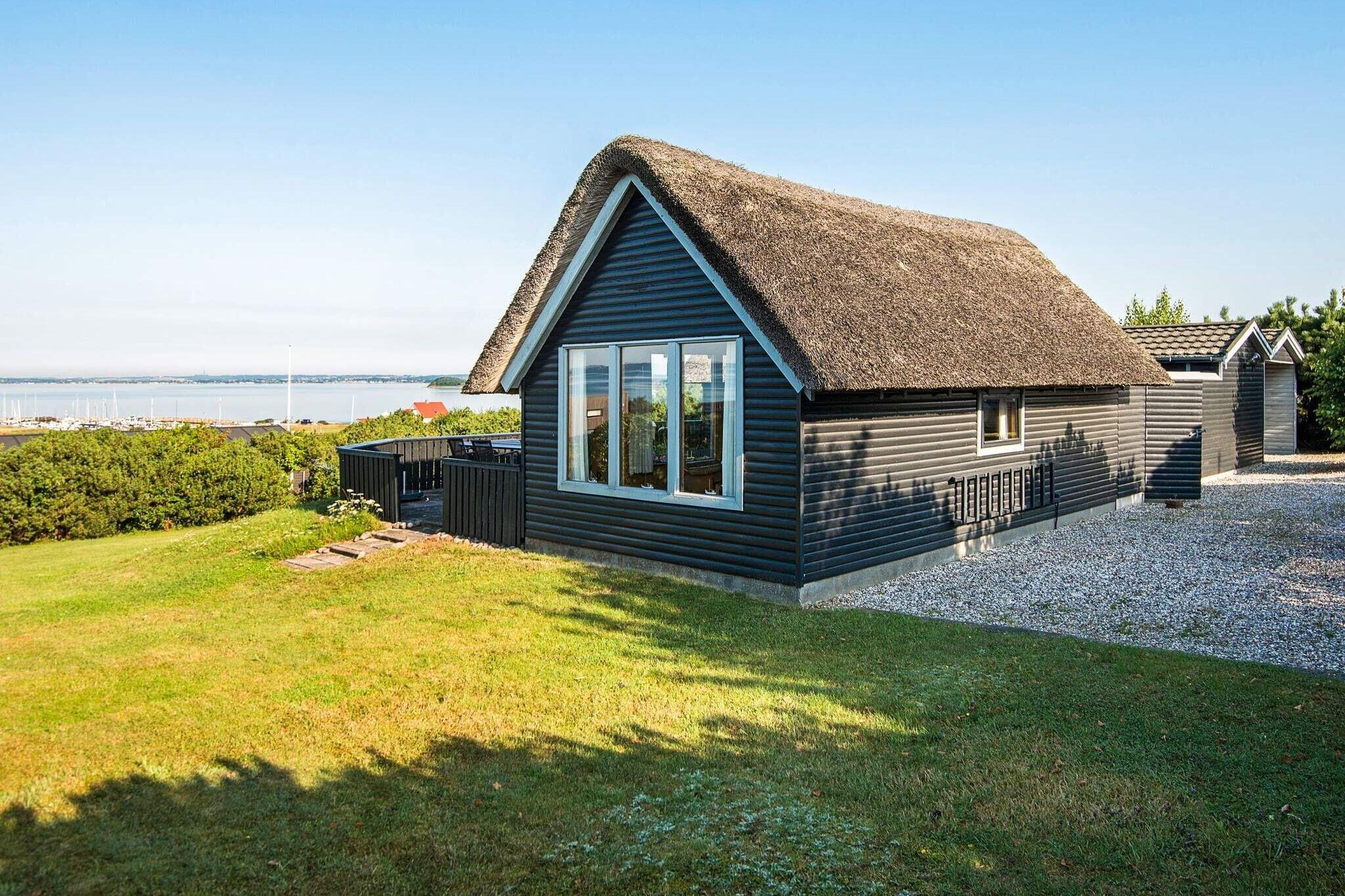Holiday home in Knebel for 4 persons