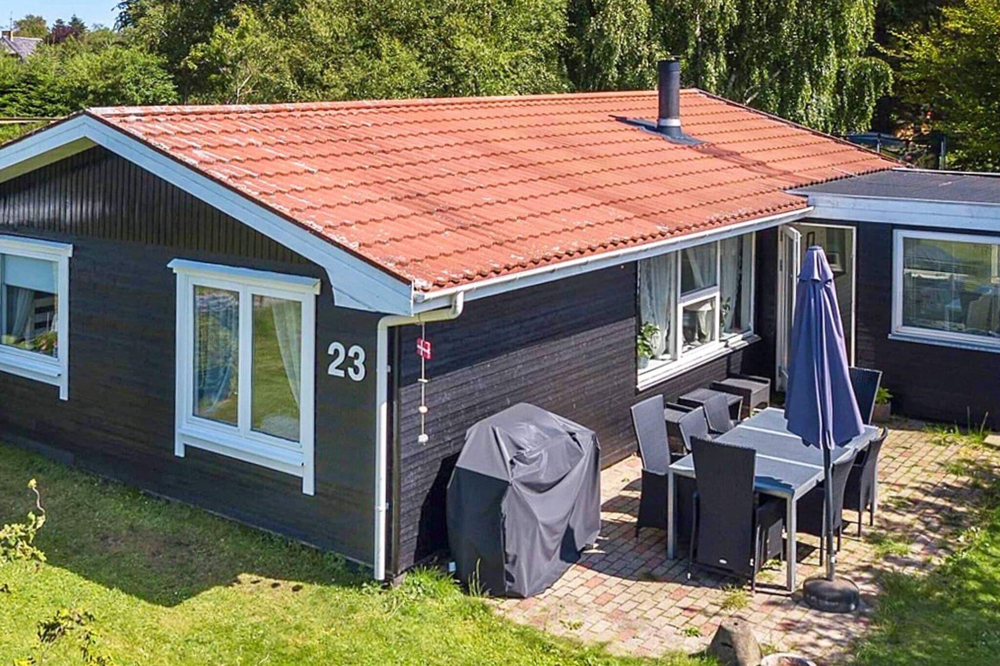 Holiday home in Hals for 7 persons