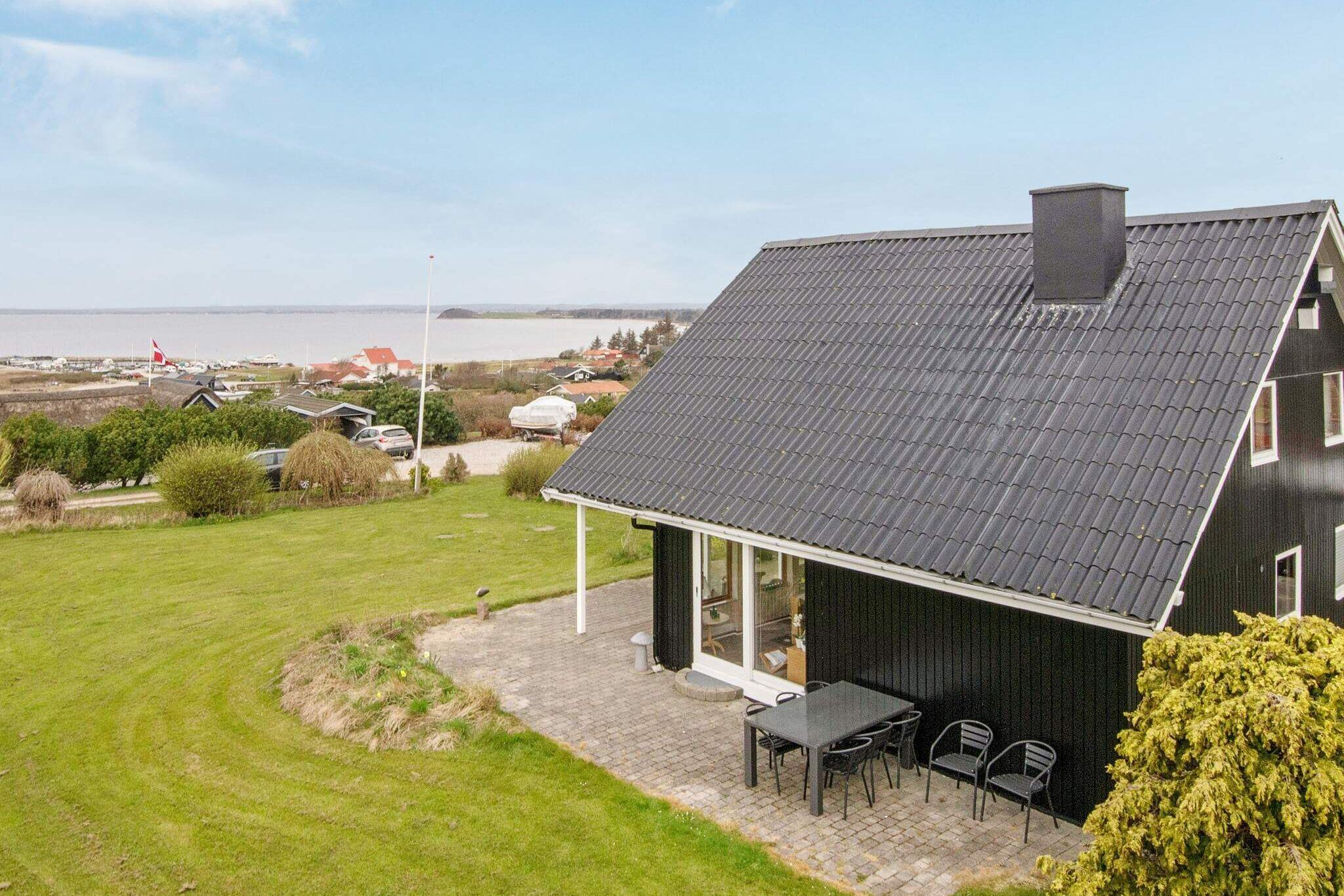 Holiday home in Knebel for 7 persons