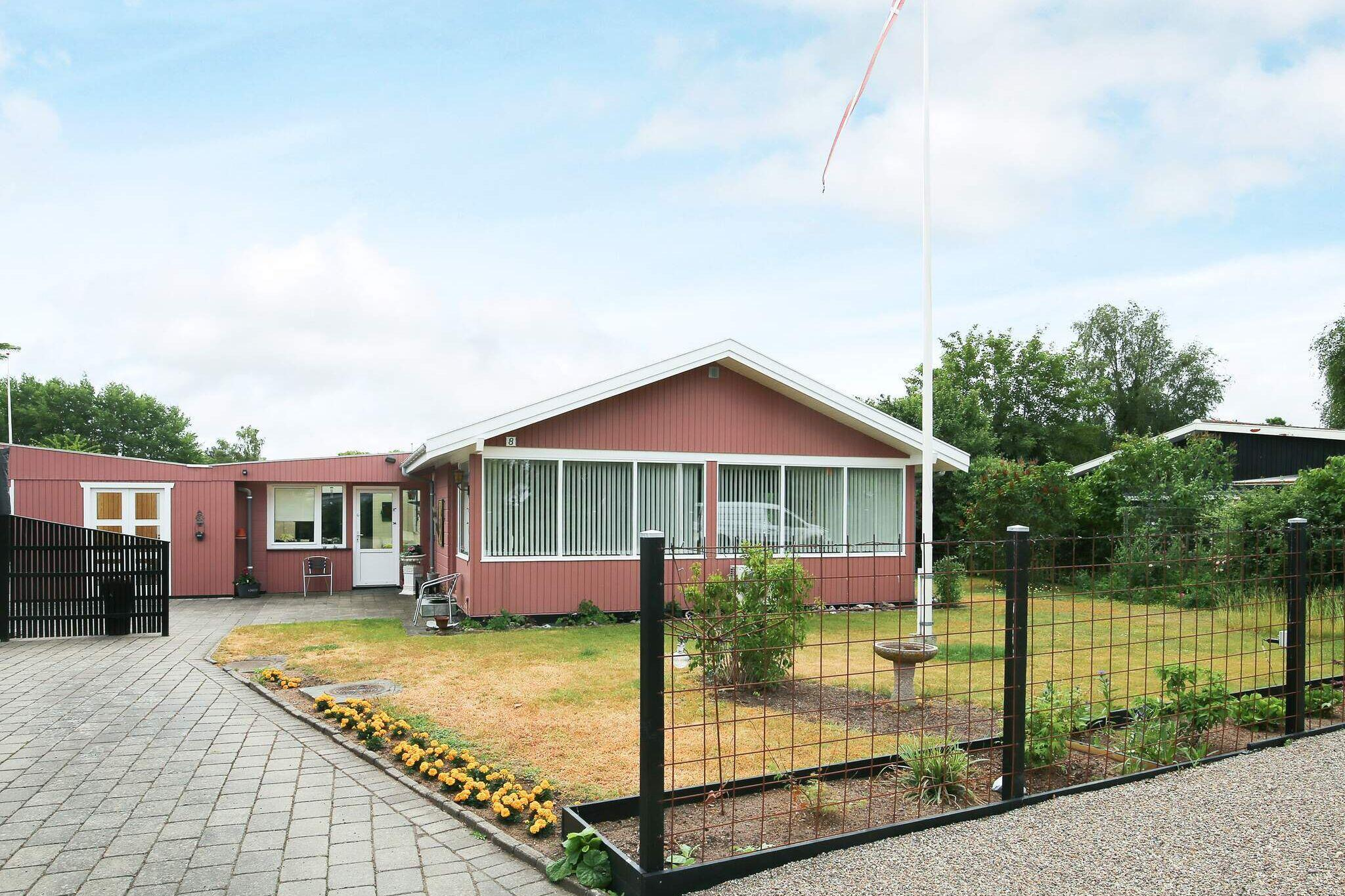 Holiday home in Korsor for 6 persons