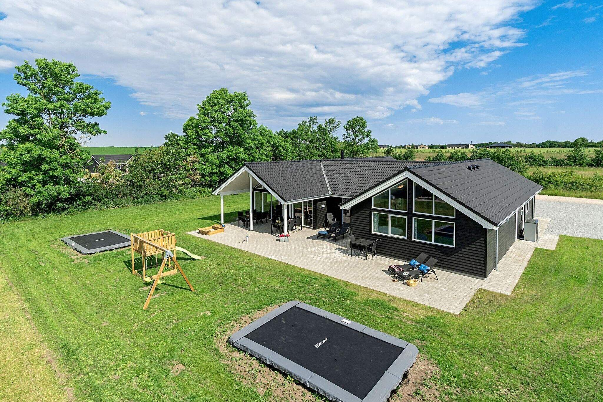 Holiday home in Vaeggerlose for 14 persons
