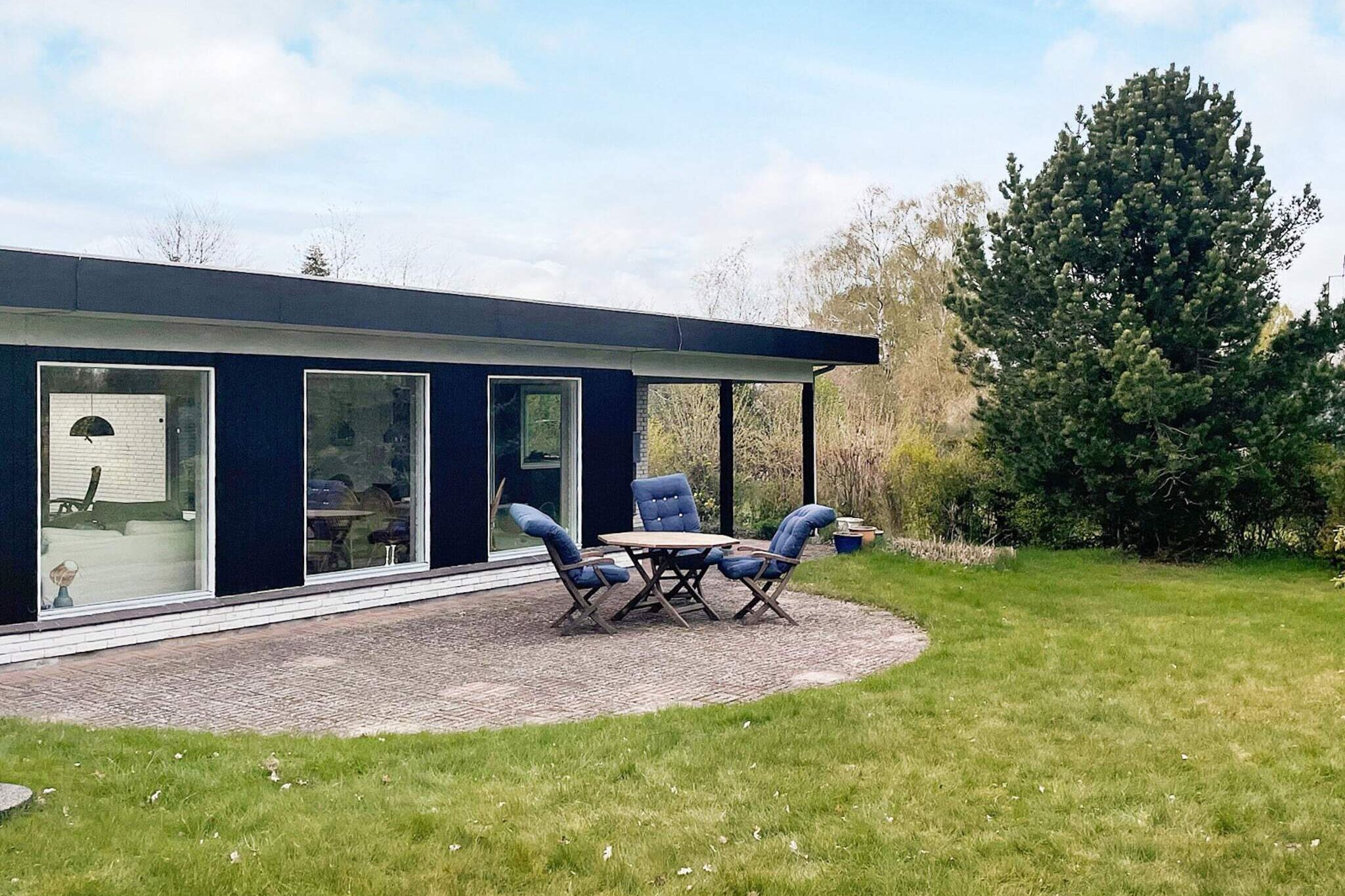 Holiday home in Asnaes for 8 persons