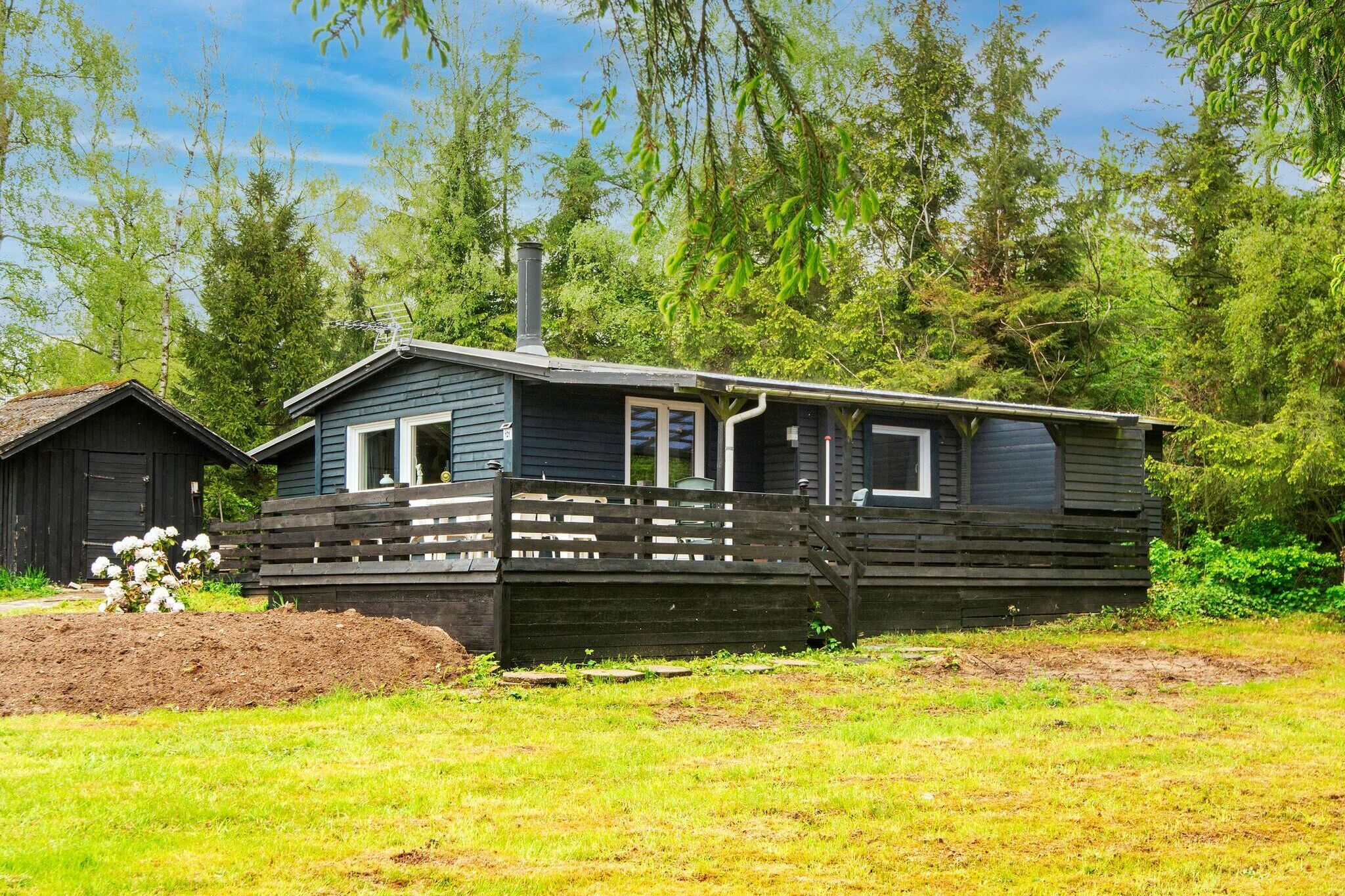 Holiday home in Kolind for 6 persons