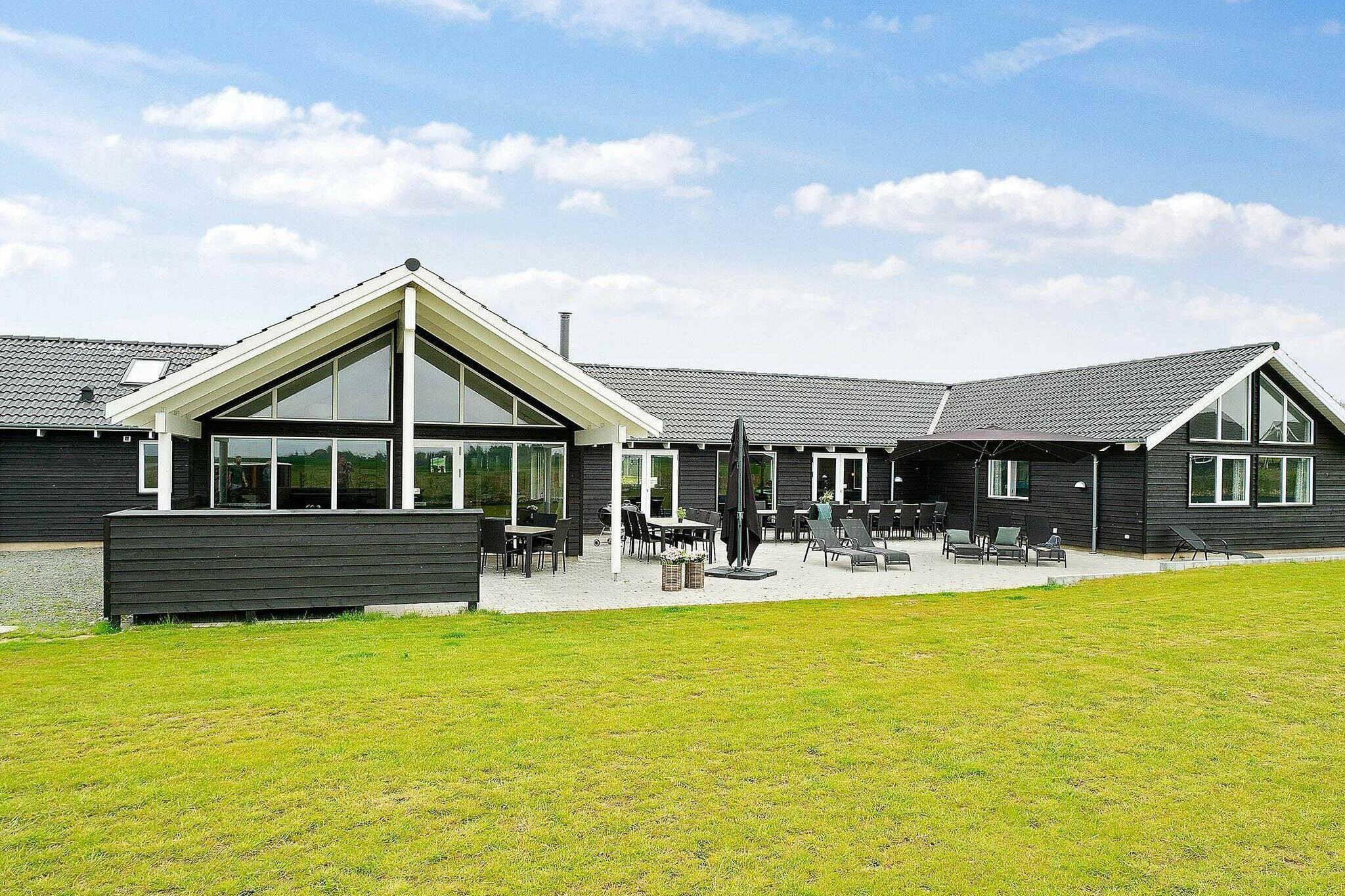 Holiday home in Bogense for 30 persons