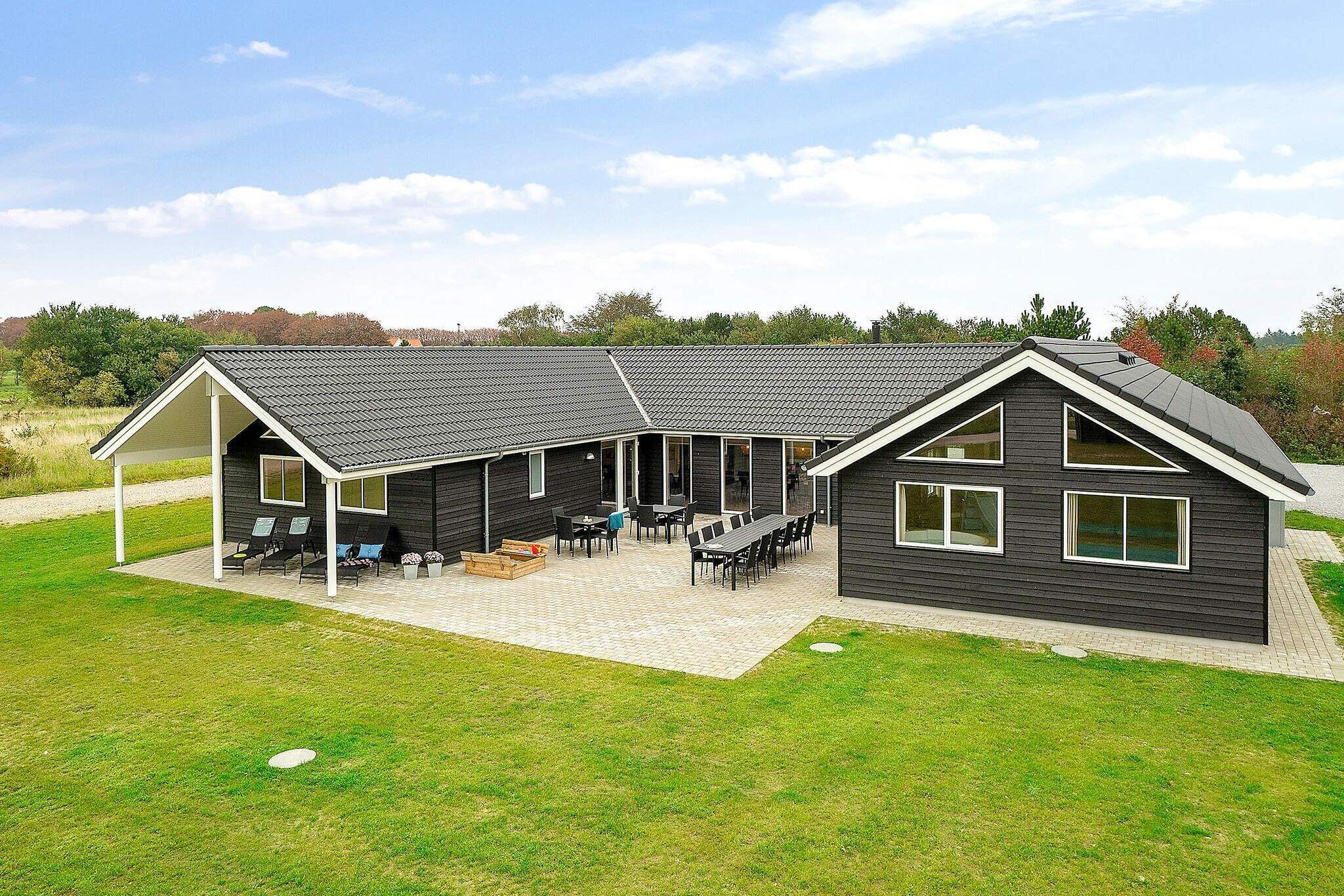 Holiday home in Grenaa for 20 persons