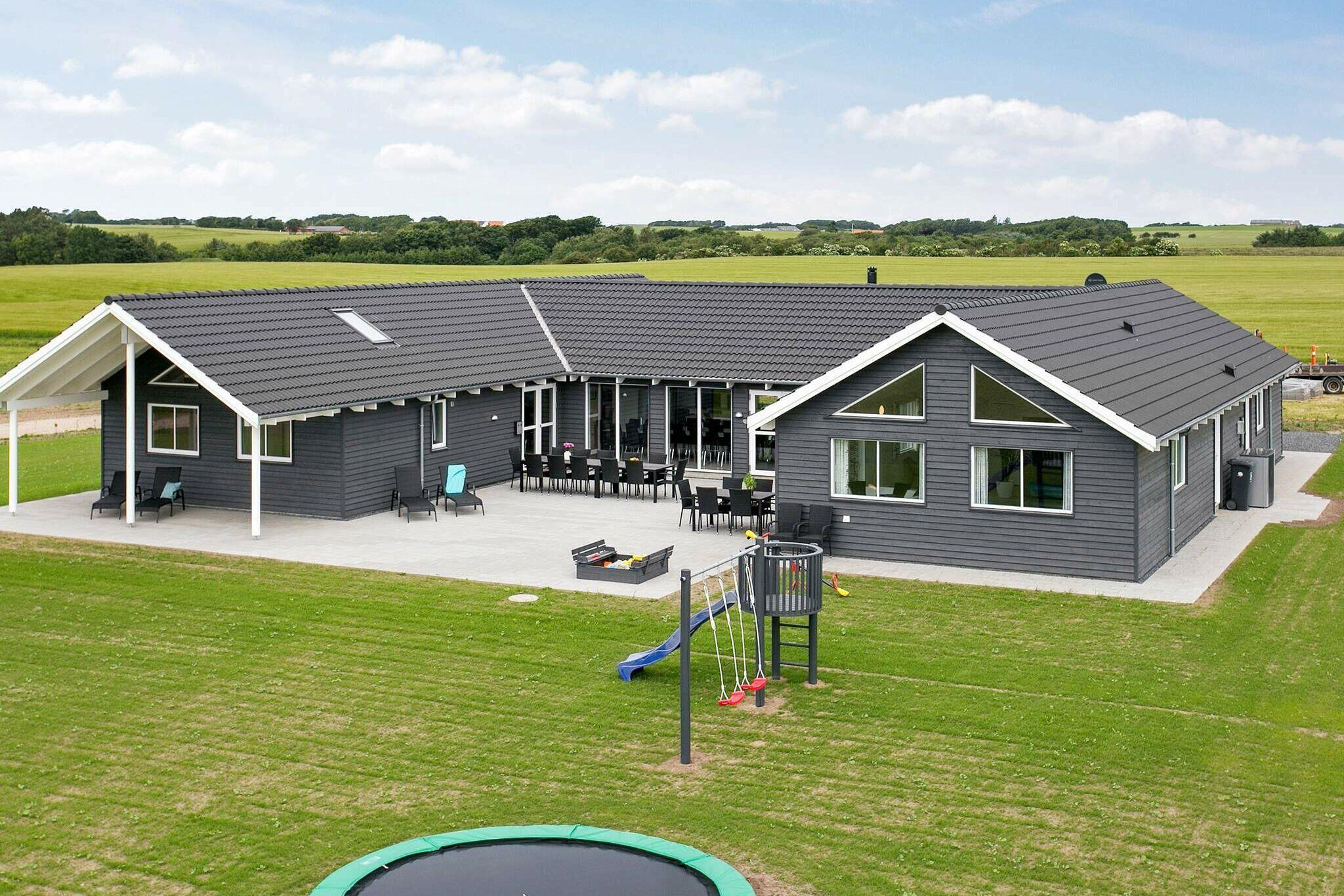 Holiday home in Spottrup for 24 persons