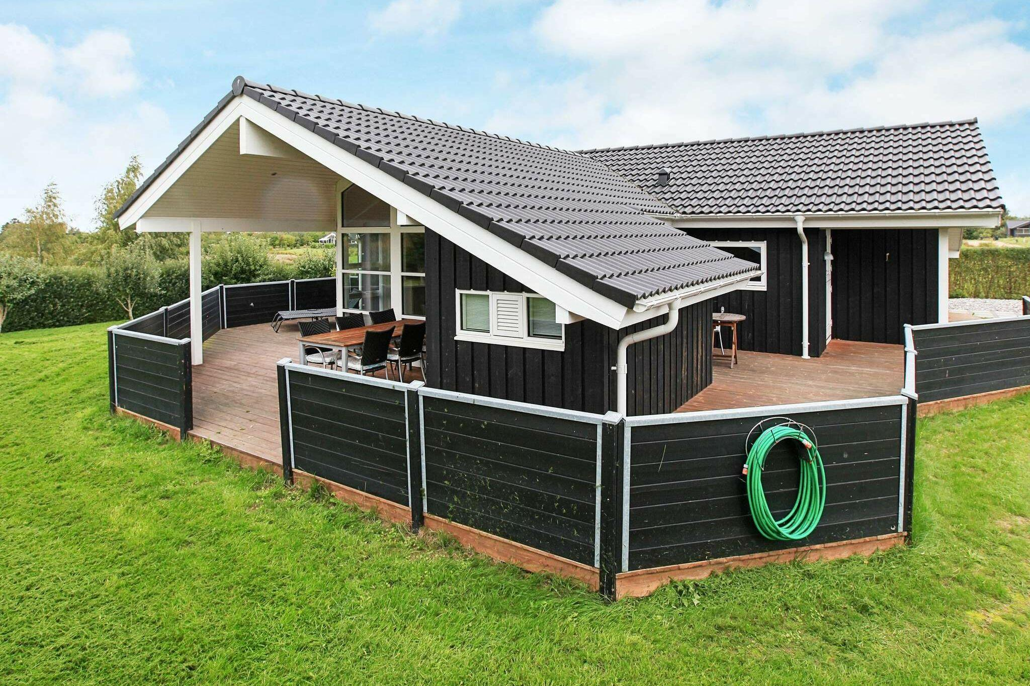 Holiday home in Horve for 8 persons