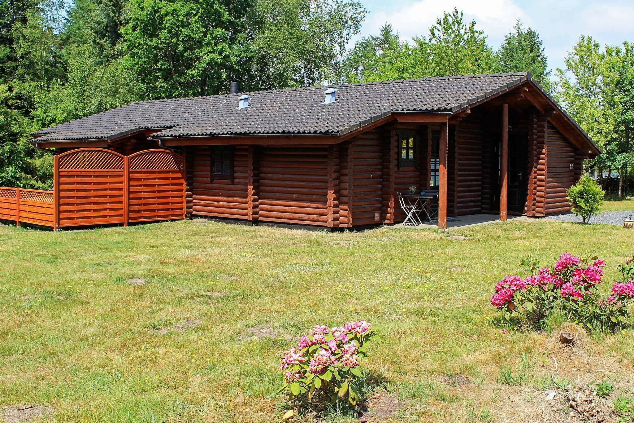 Holiday home in Farvang for 8 persons